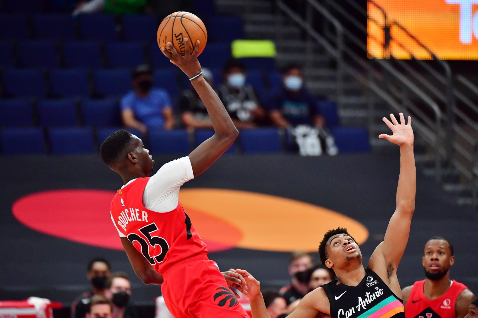Toronto Raptors: Frontcourt surprisingly leads Raptors to win over feisty Spurs team