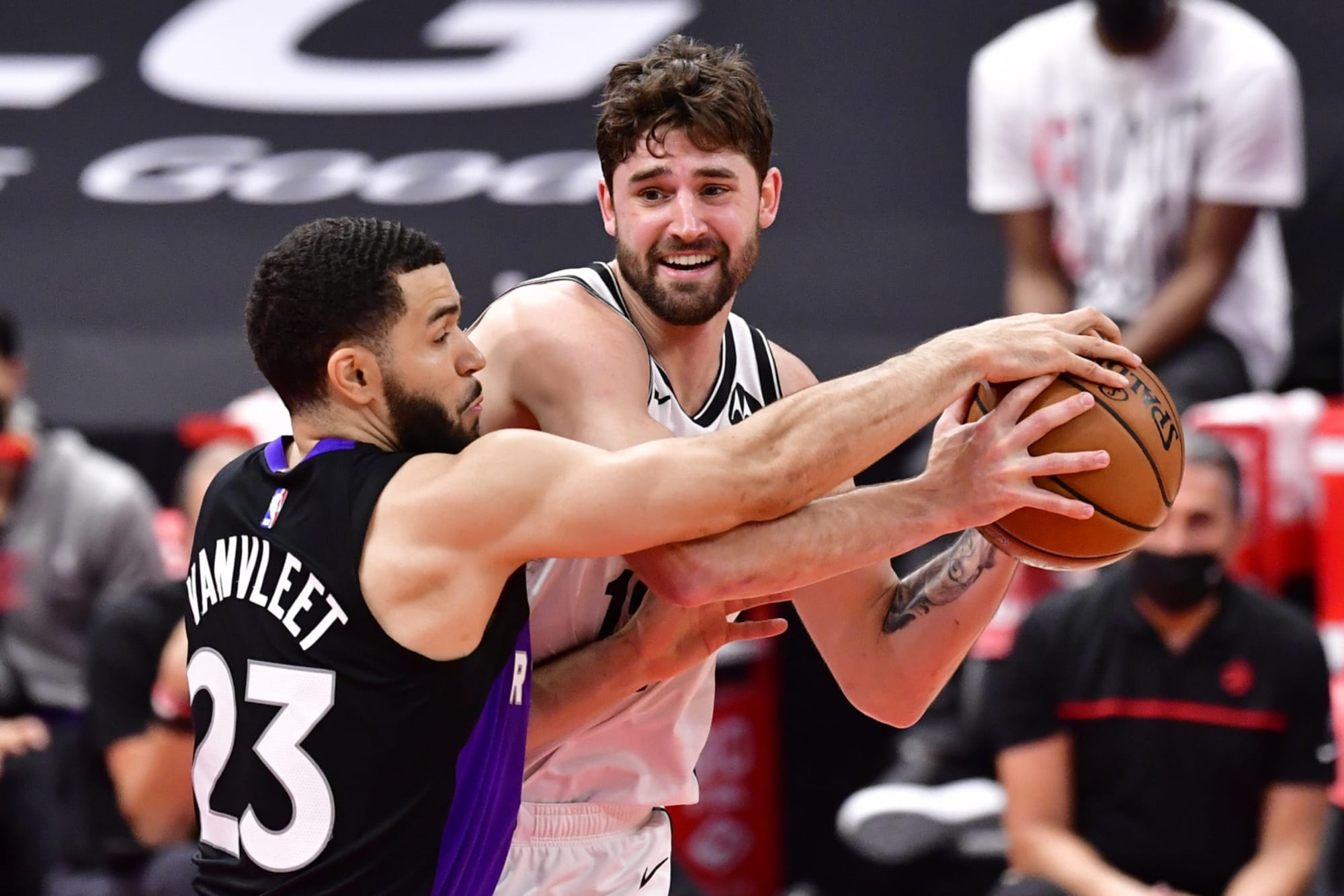 Toronto Raptors: Second half flurry leads to huge win over injured Nets