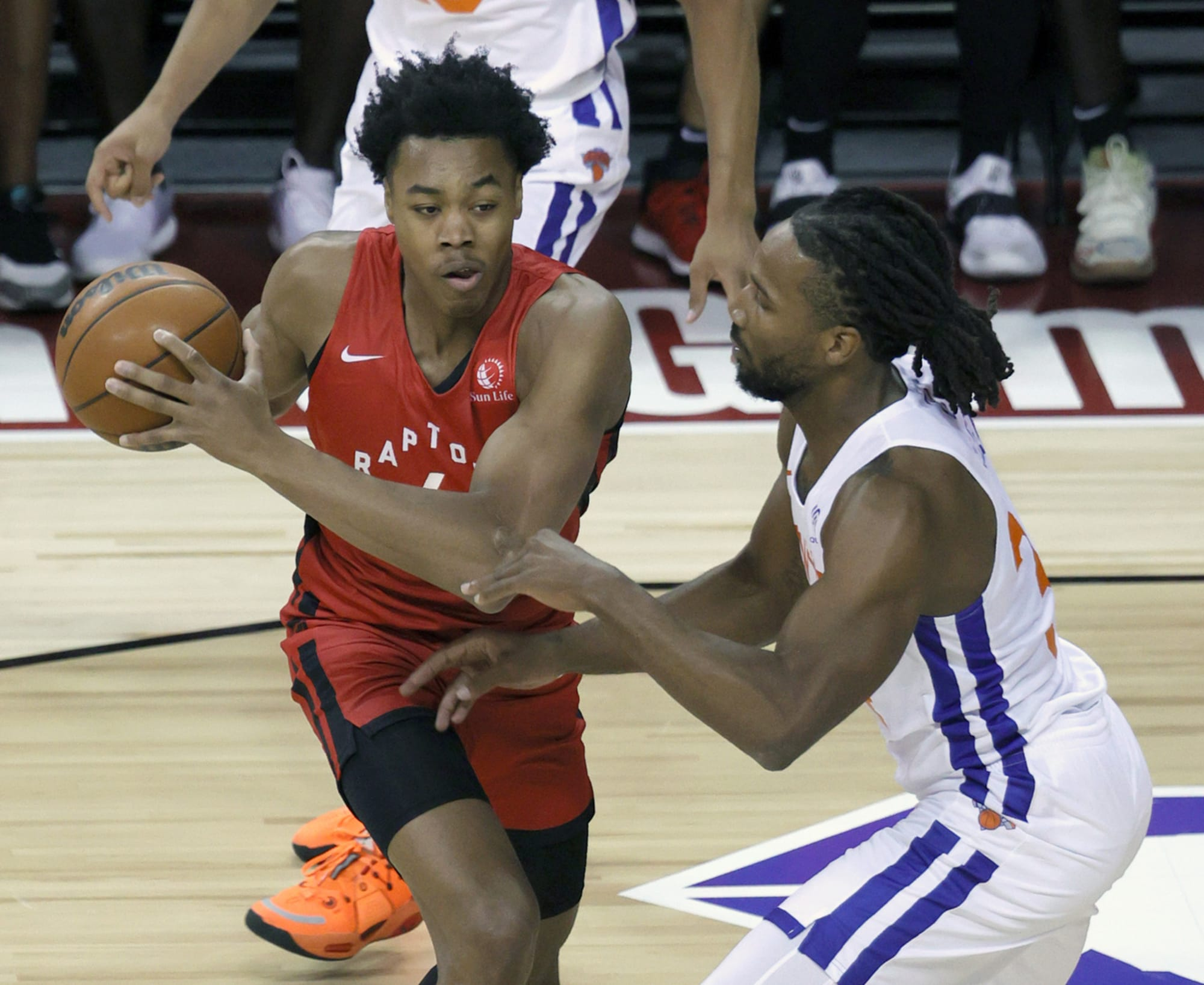 The Toronto Raptors are embracing the positionless basketball movement