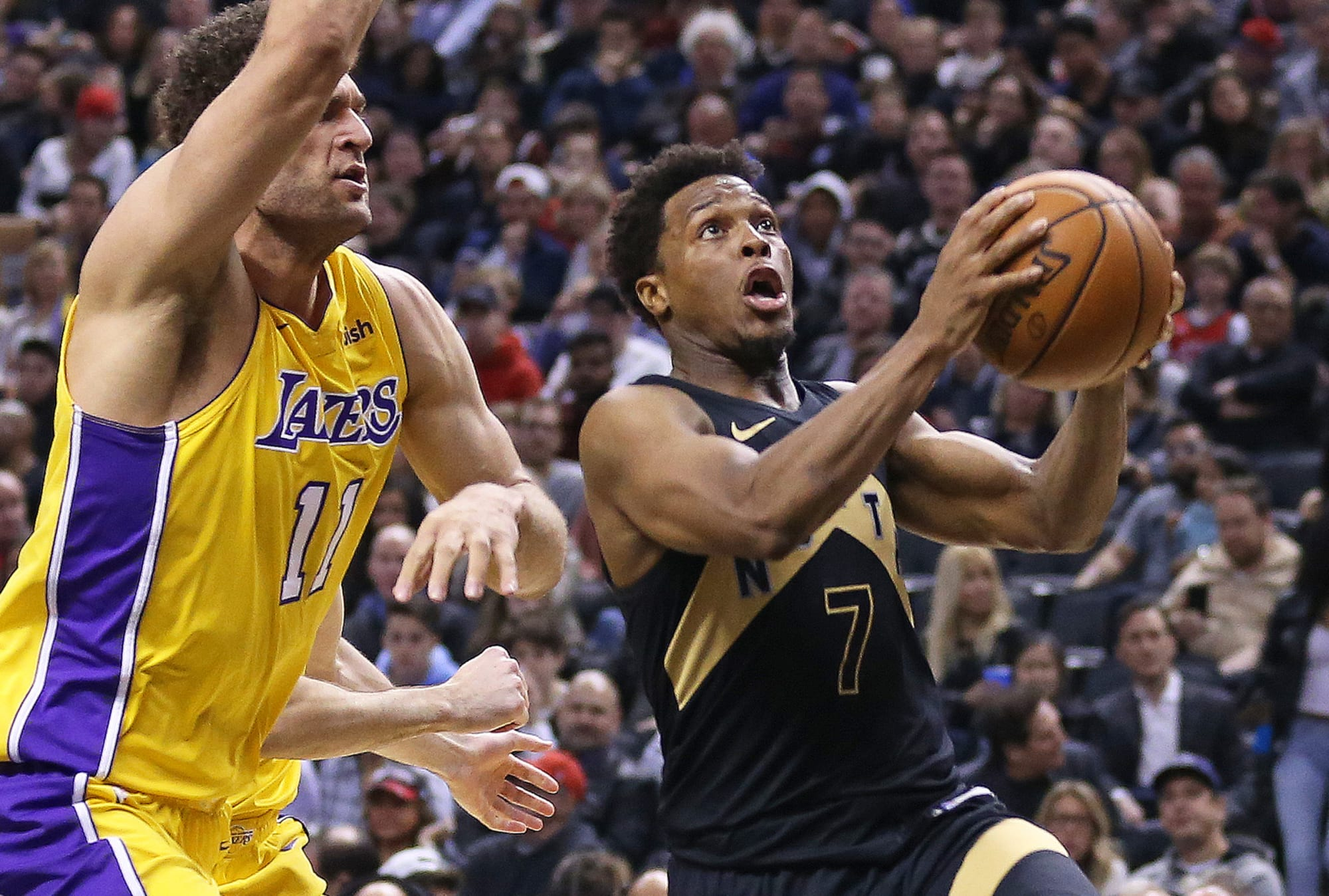 Toronto Raptors: Can the Lakers still end up landing Kyle Lowry?