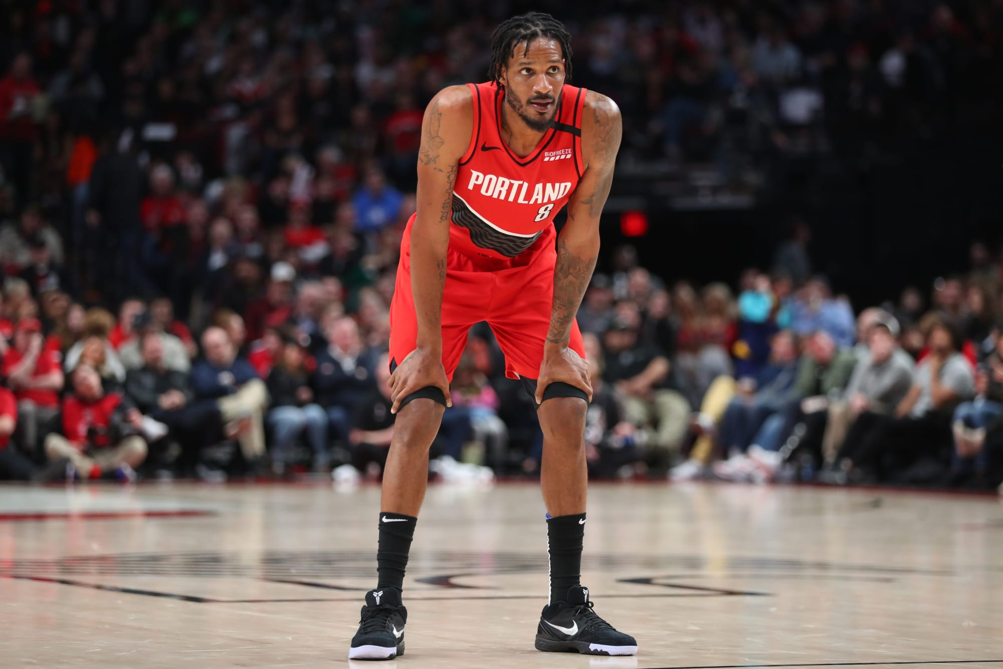 Raptors: Could Trevor Ariza end up in Toronto if he gets bought out?