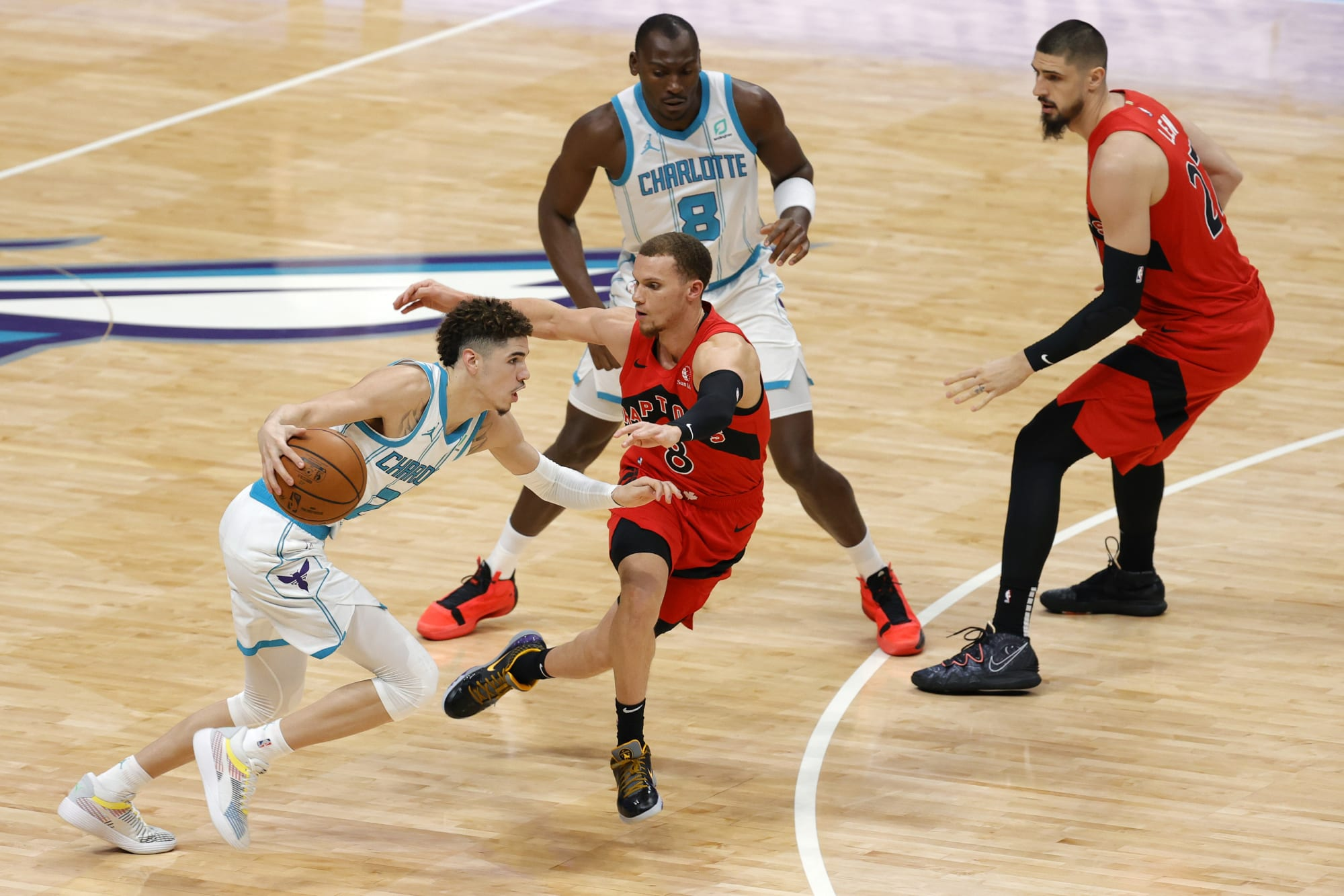 Raptors: 3 matchups that will decide winner of two-game series vs Hornets