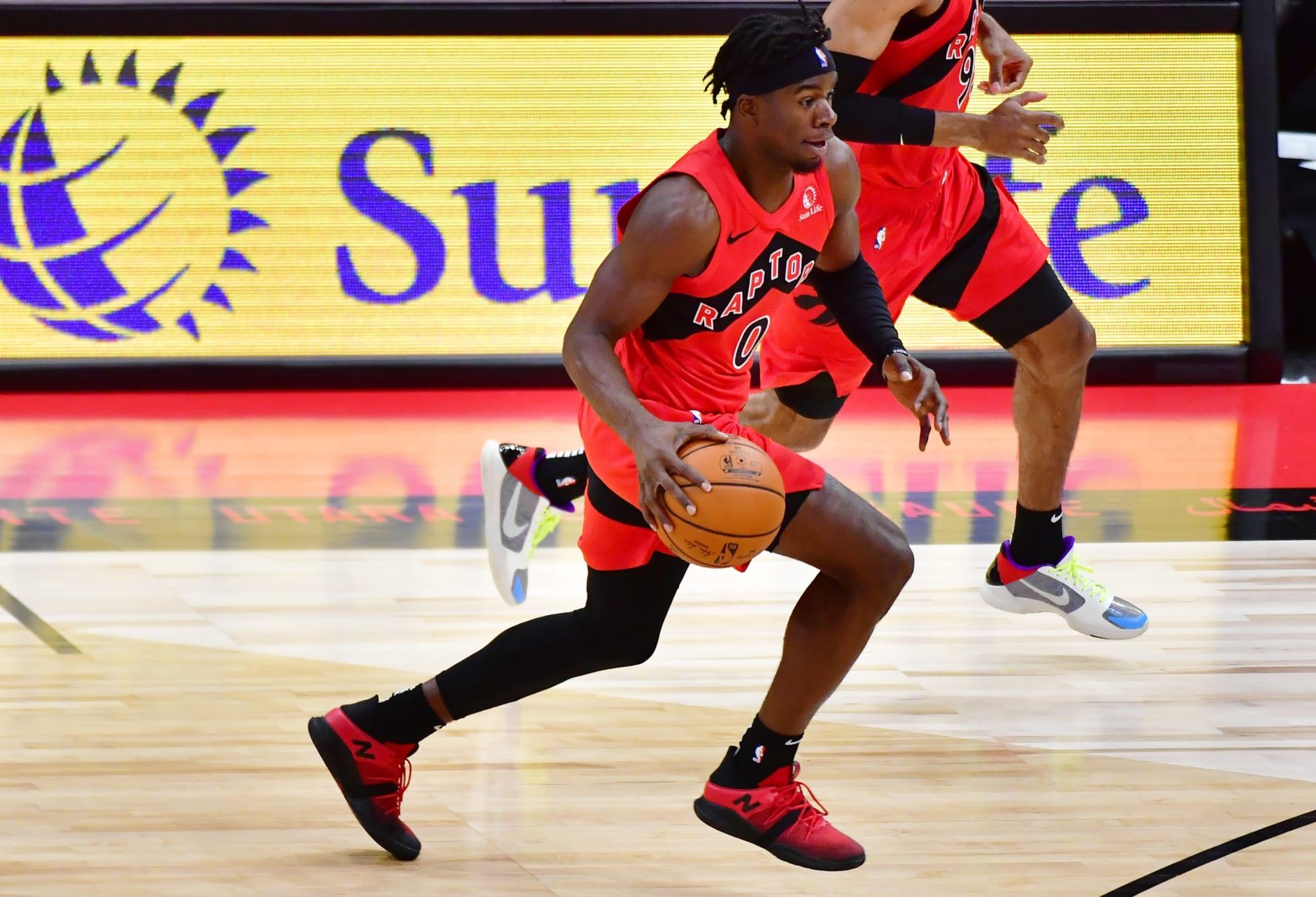 Raptors: How should the team be handling the Terence Davis sutiation?