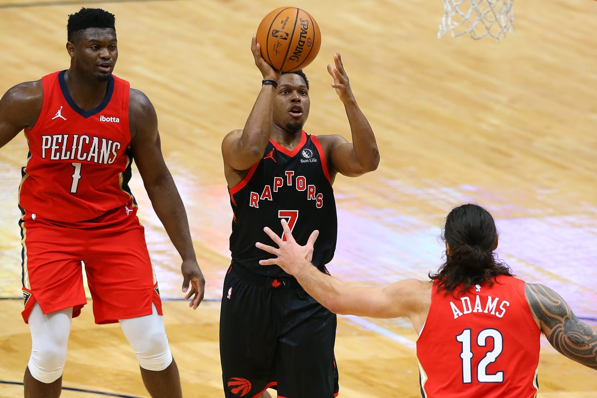 Toronto Raptors: 2 trades that send Kyle Lowry to the Pelicans