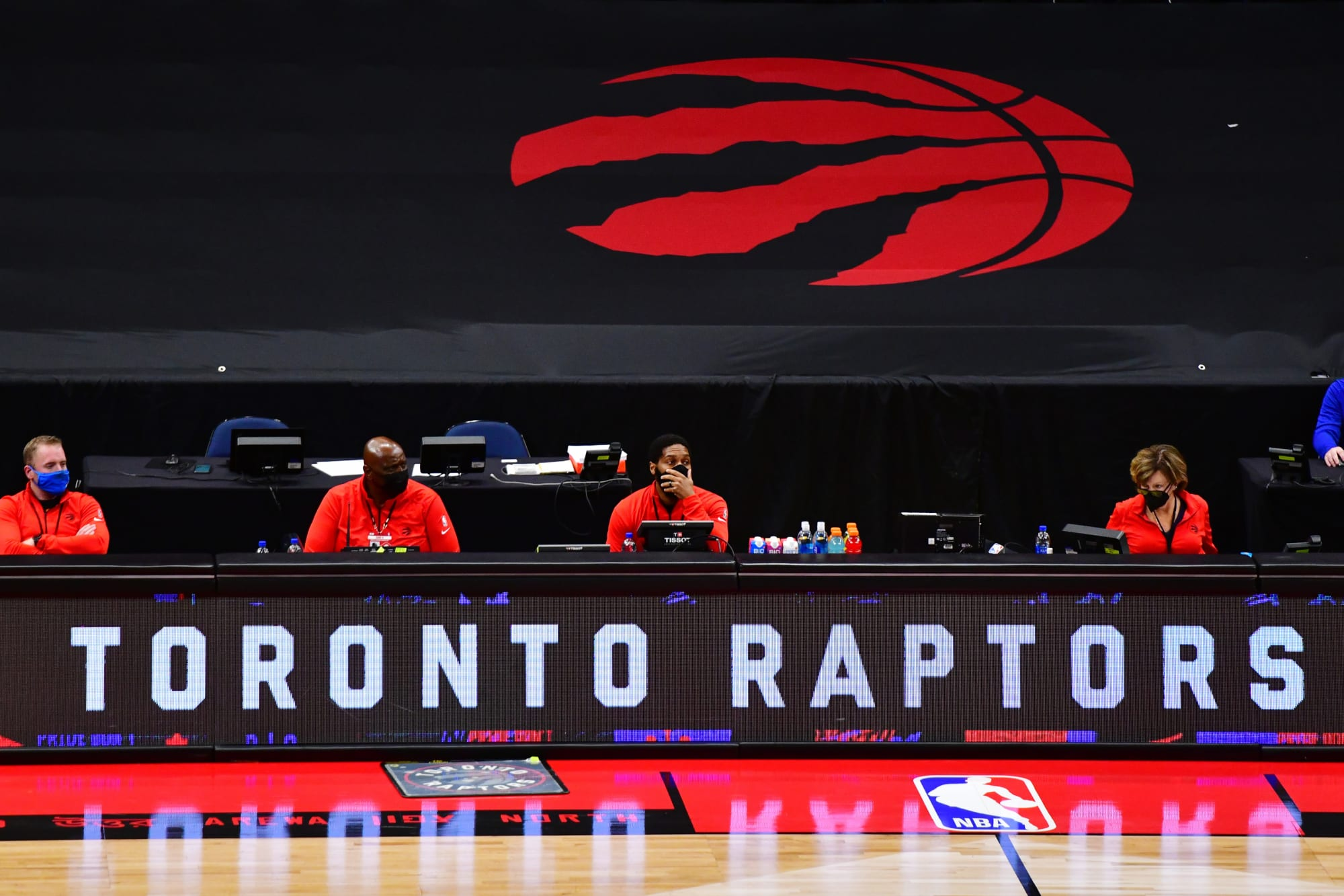 Toronto Raptors: 3 nightmare NBA Draft lottery scenarios