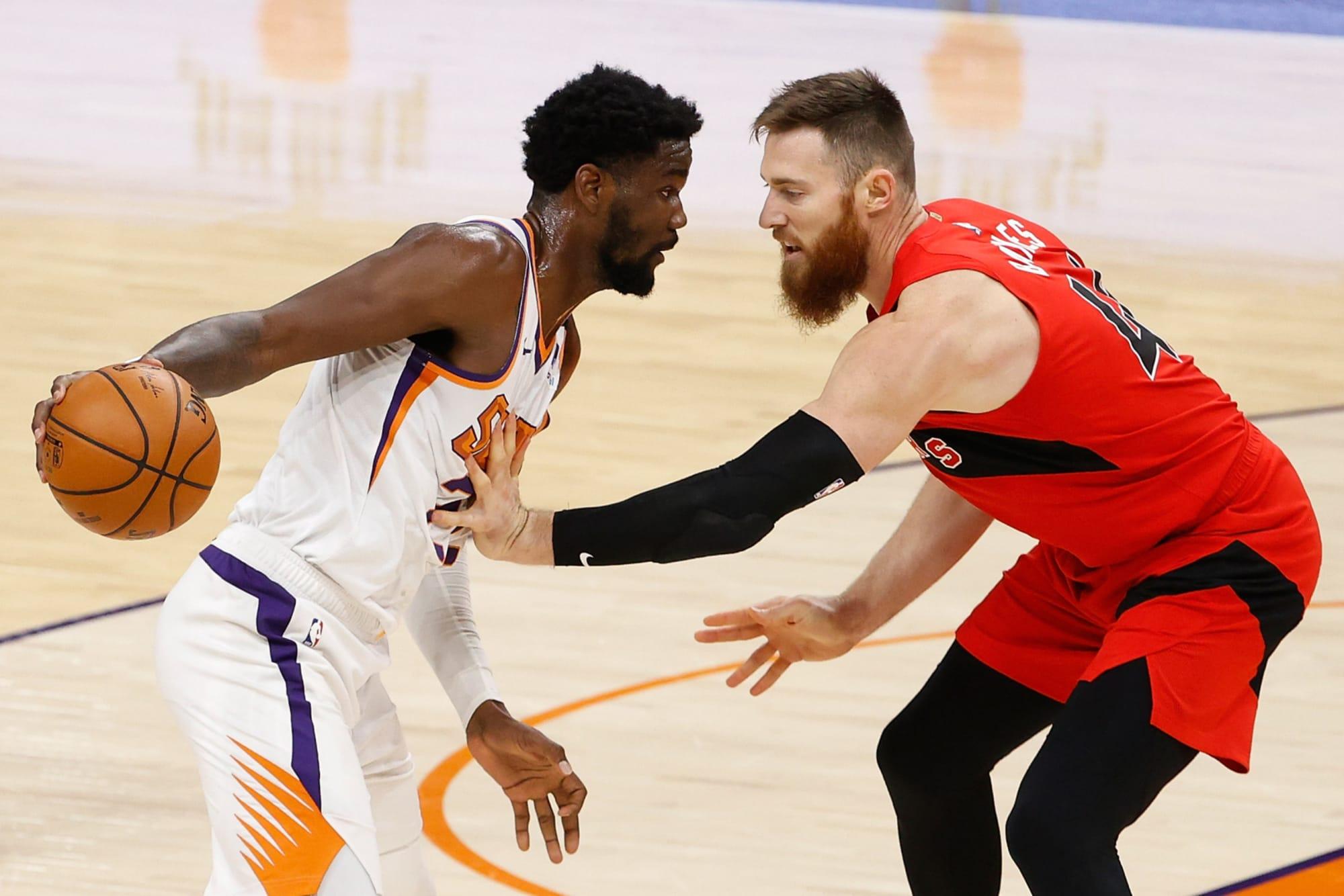 Raptors: Should Toronto check in on a Deandre Ayton trade?