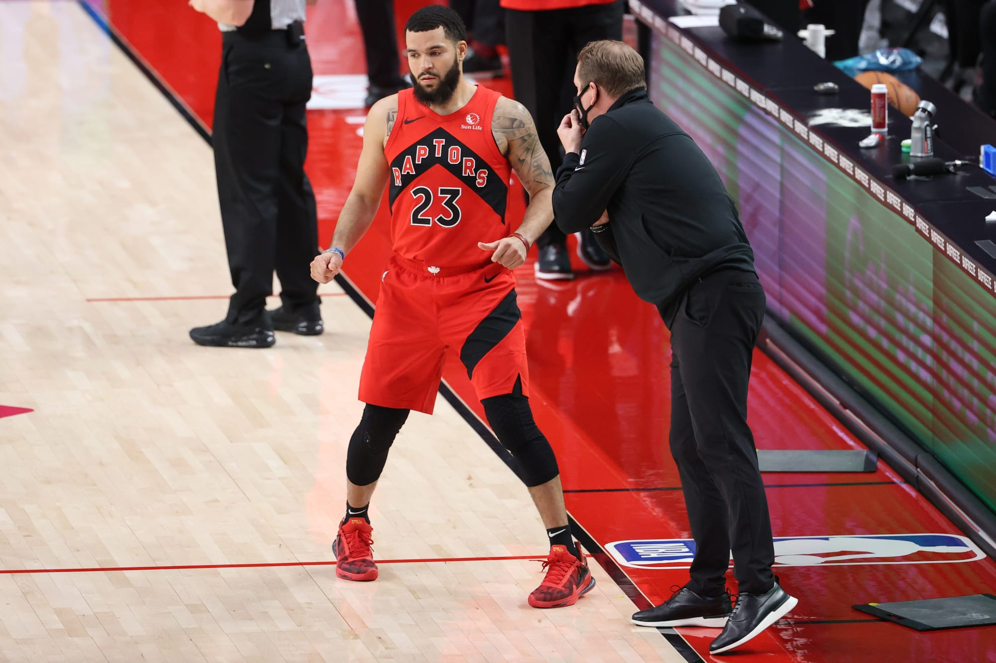 Raptors: This stat shows just how unlucky Toronto has been during their 2-8 start