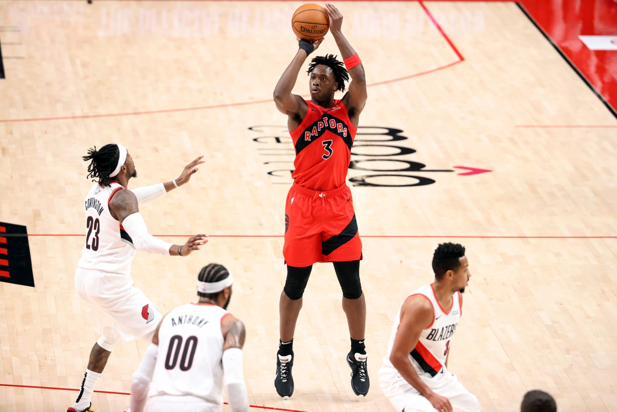 Toronto Raptors: OG Anunoby is ready to be a primary scoring option
