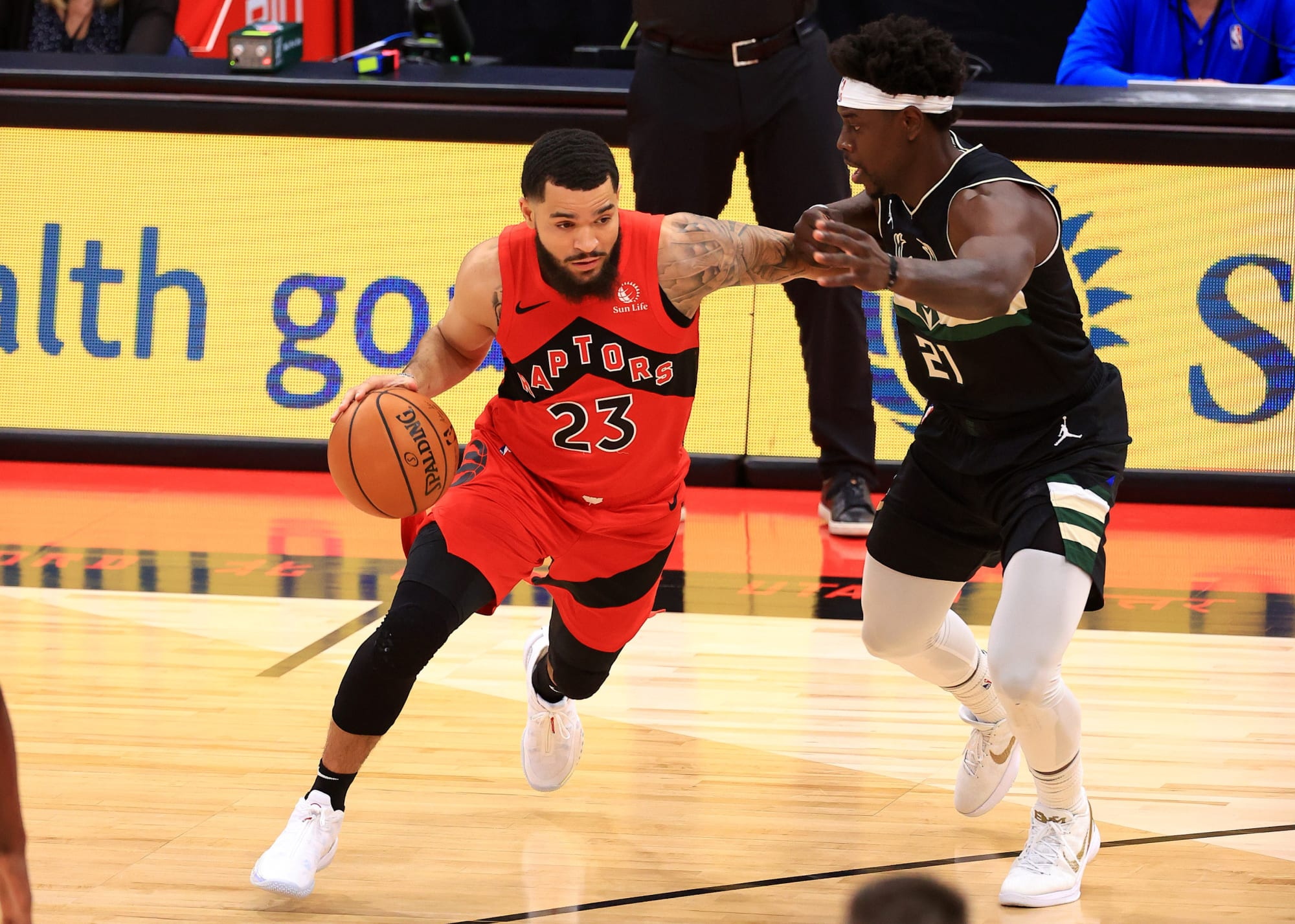 "Toronto Raptors: Brutal Fred VanVleet quote sums up how ""dumb stuff"" has hurt Raptors"