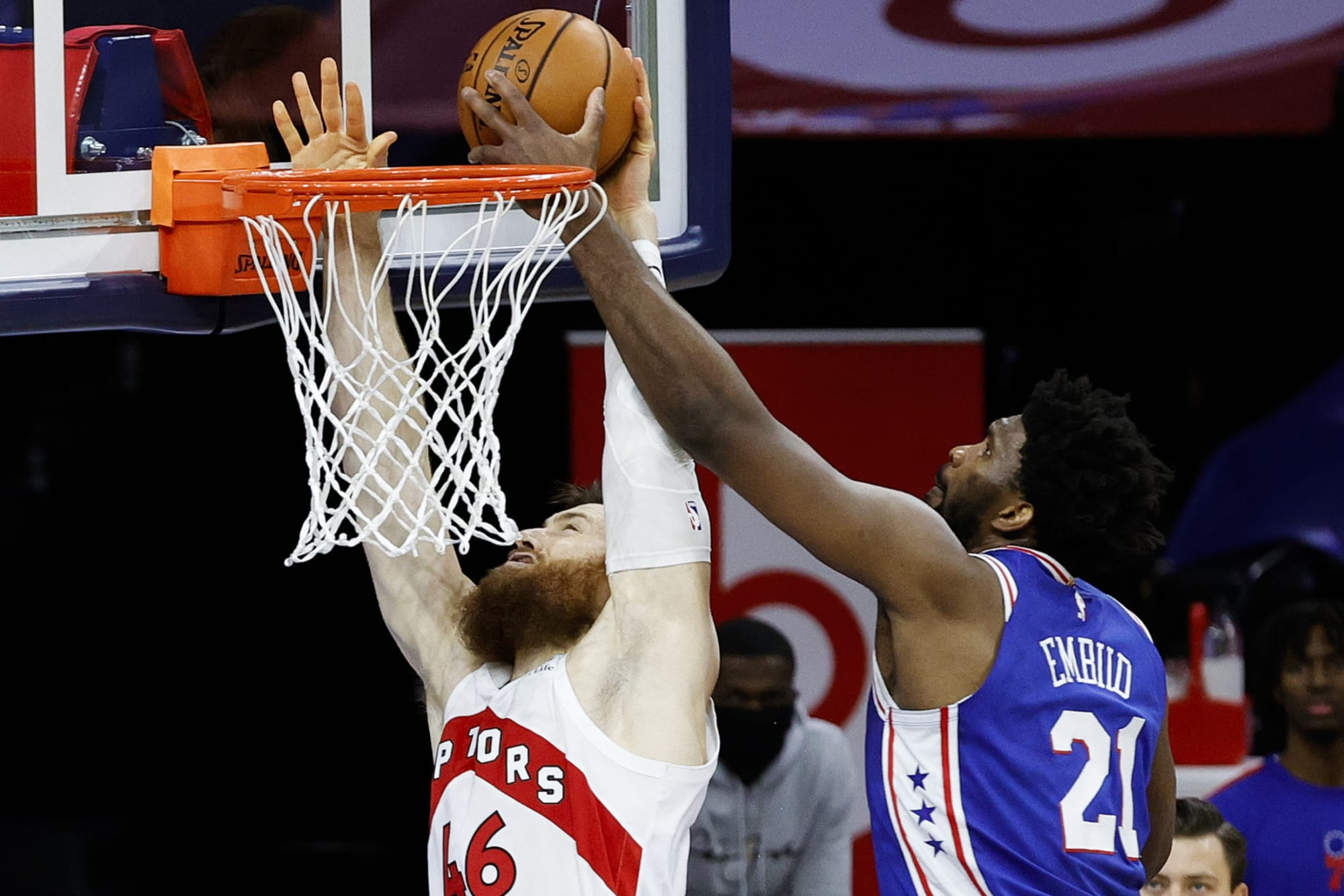 Raptors: The 76ers will be Toronto's toughest matchup by far