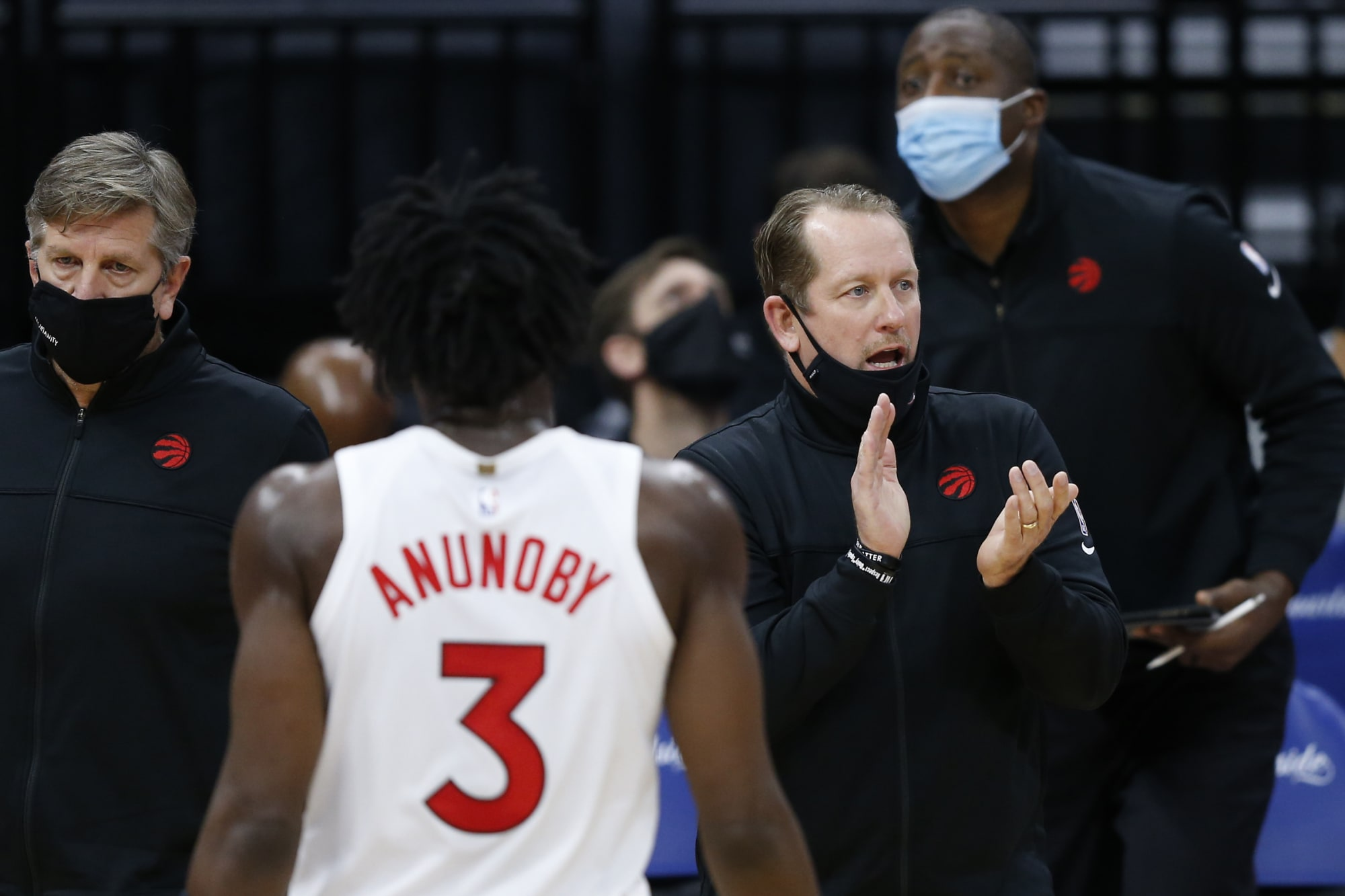 Raptors: The 2 best lineups Nick Nurse needs to use more often