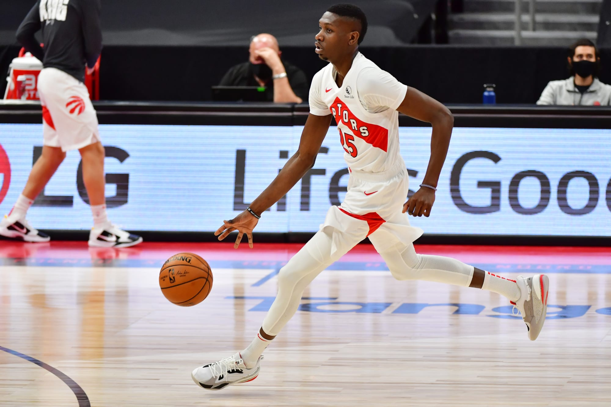 Raptors: PER claims that Chris Boucher is up there with the NBA's best