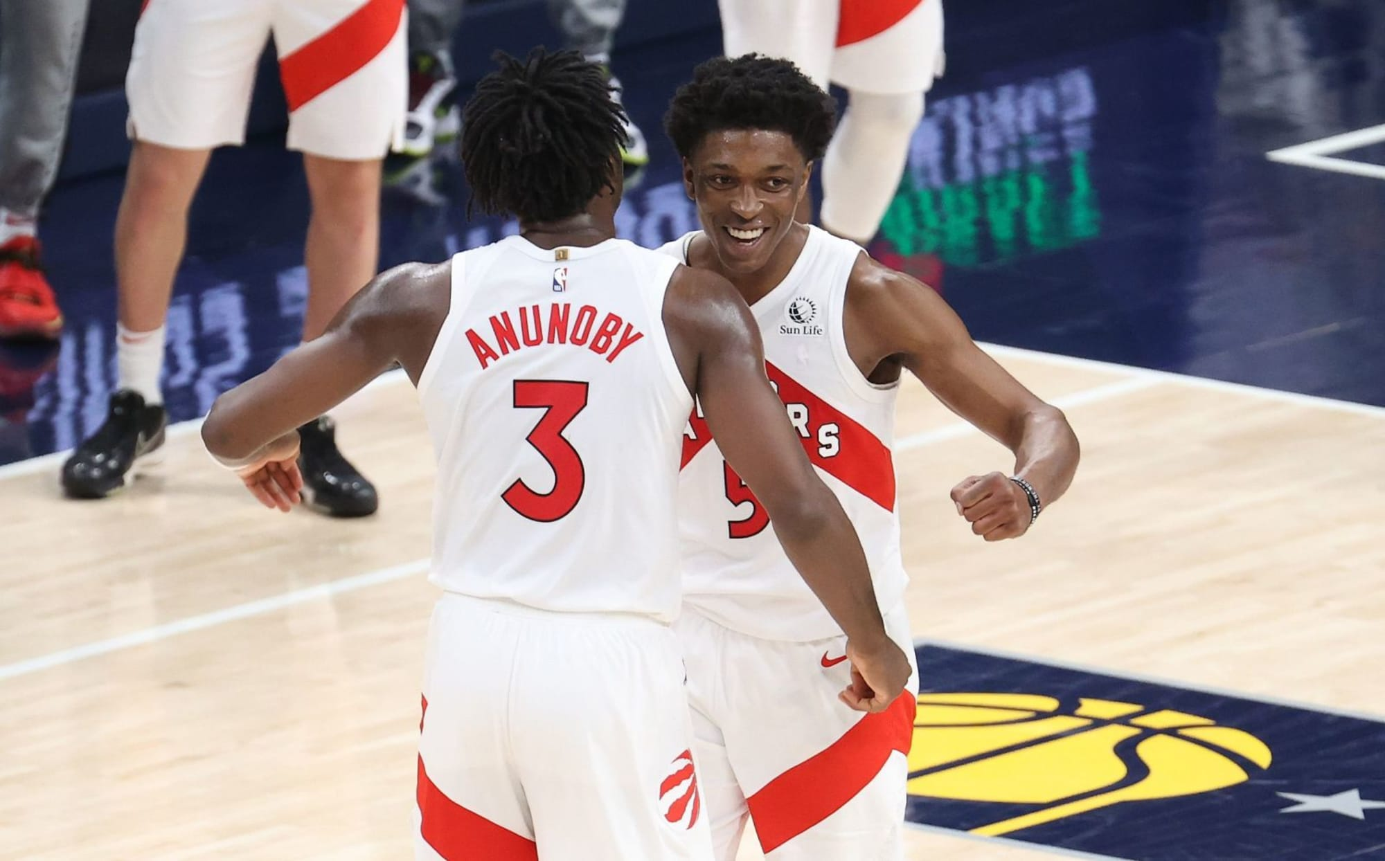 Raptors: Does Stanley Johnson's defense make up for non-existent offense?