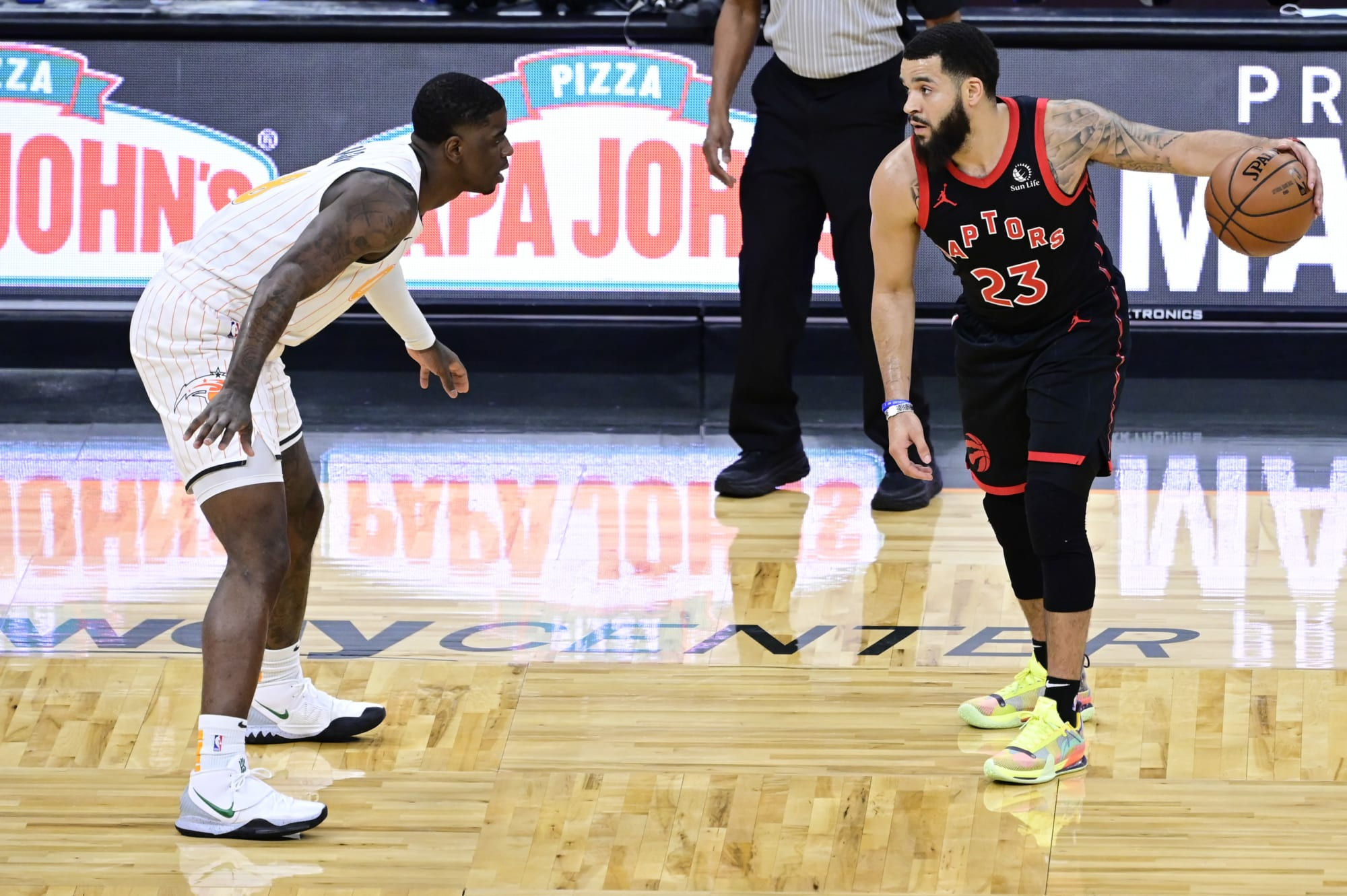 Raptors: 5 best individual games so far in the 2020-21 season