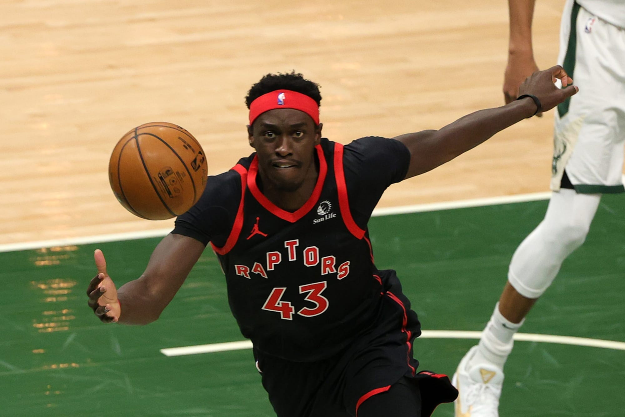 Raptors: Shaq just learned Pascal Siakam's first name at halftime
