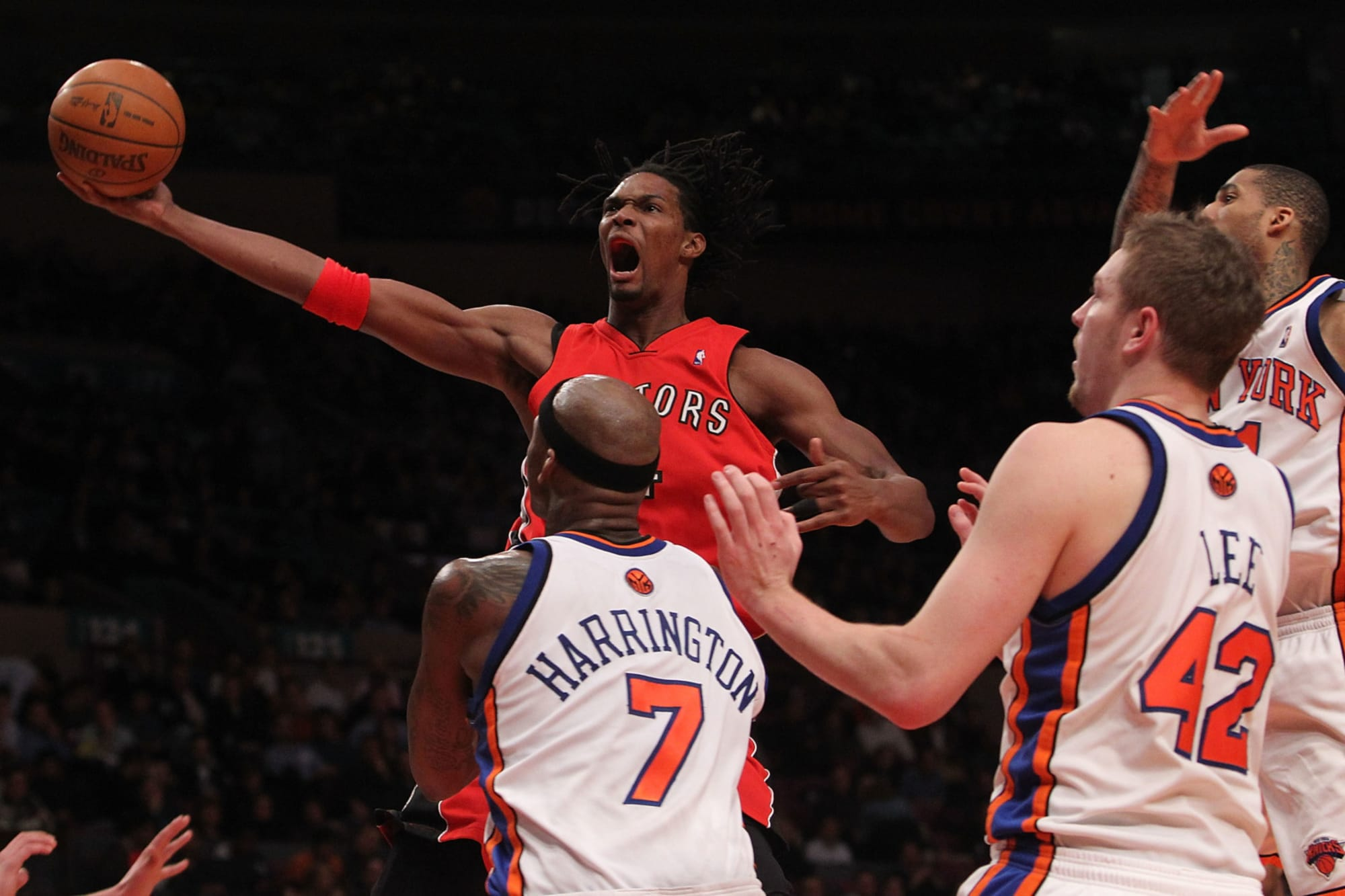 Toronto Raptors: 4 best Chris Bosh games during his time in Canada
