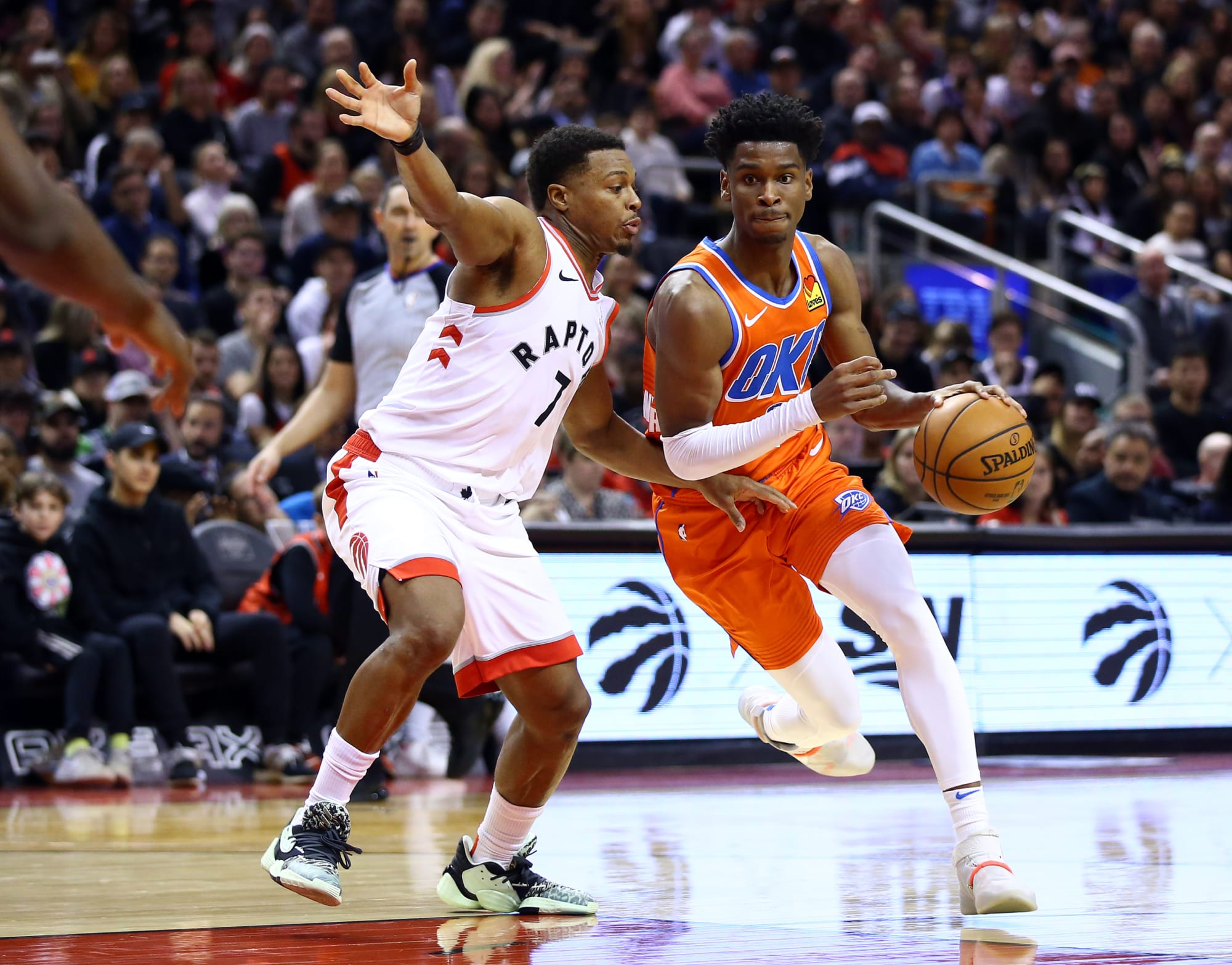 Toronto Raptors: Why the Oklahoma City Thunder could be Toronto's saving grace