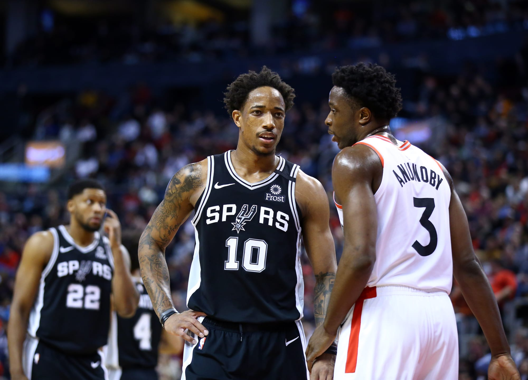 Raptors: Will the latest Spurs rumors DeMar DeRozan back to Toronto?