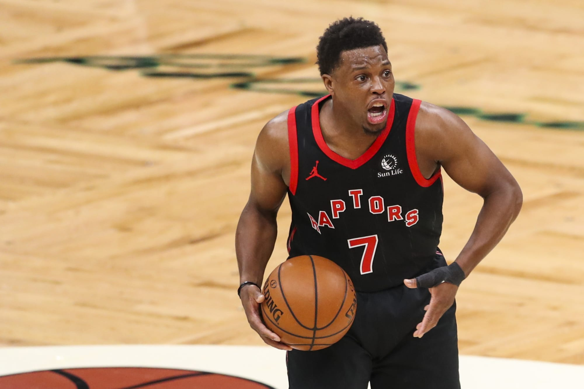 Toronto Raptors: Kyle Lowry must learn from Mats Sundin and accept a trade