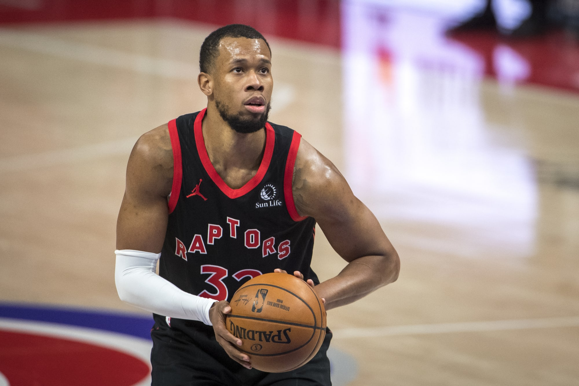 Toronto Raptors: Bad break for Rodney Hood could end chances of returning to Toronto in 2021