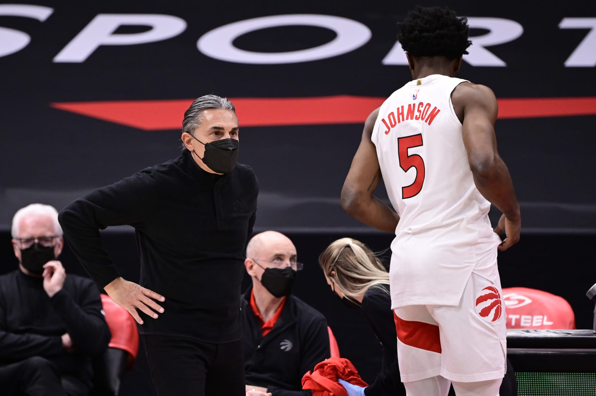 Toronto Raptors: Poor week leads to drop in latest NBA power rankings