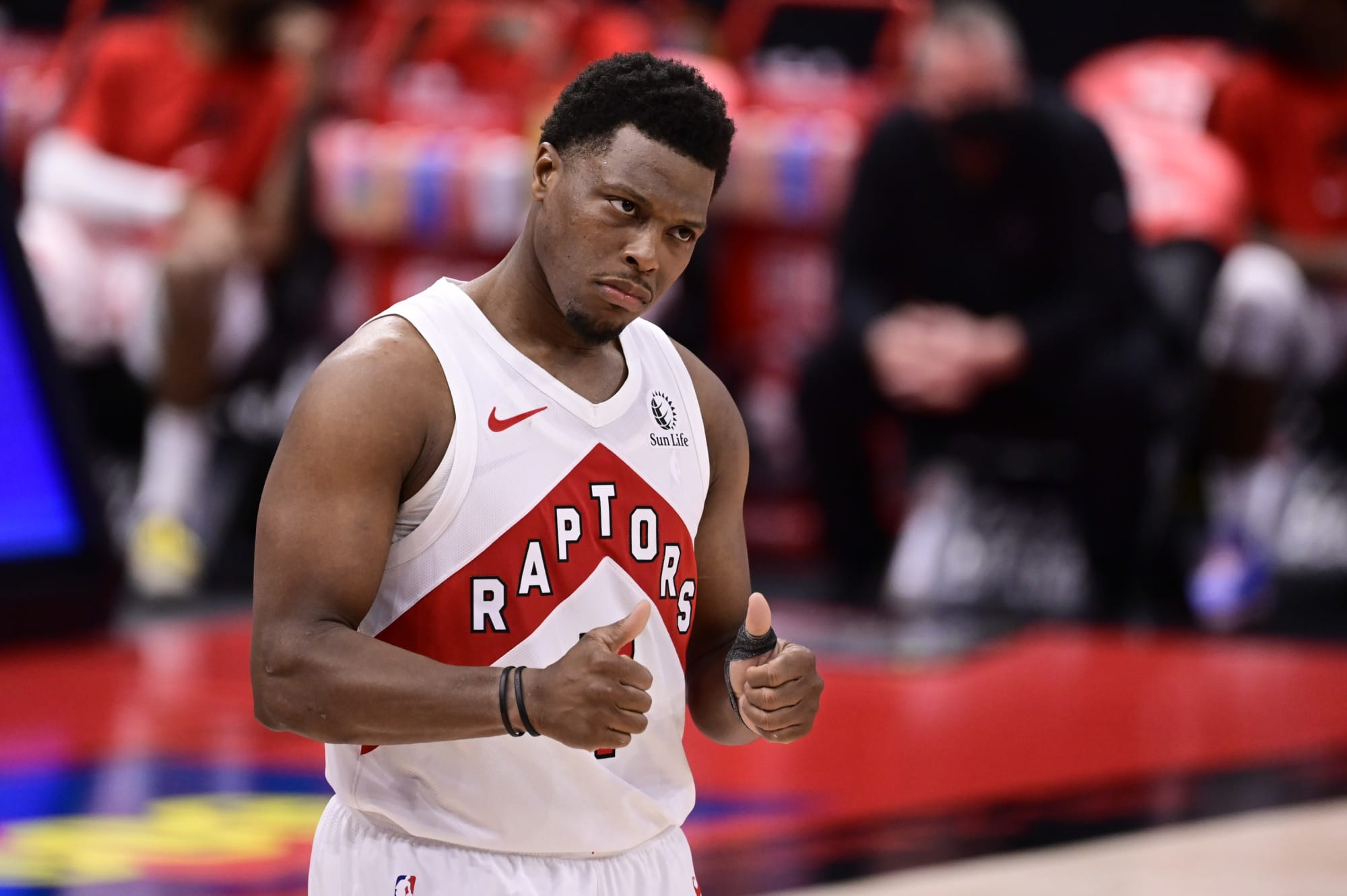 Raptors: Kyle Lowry says he'll retire a Raptor despite offseason uncertainty