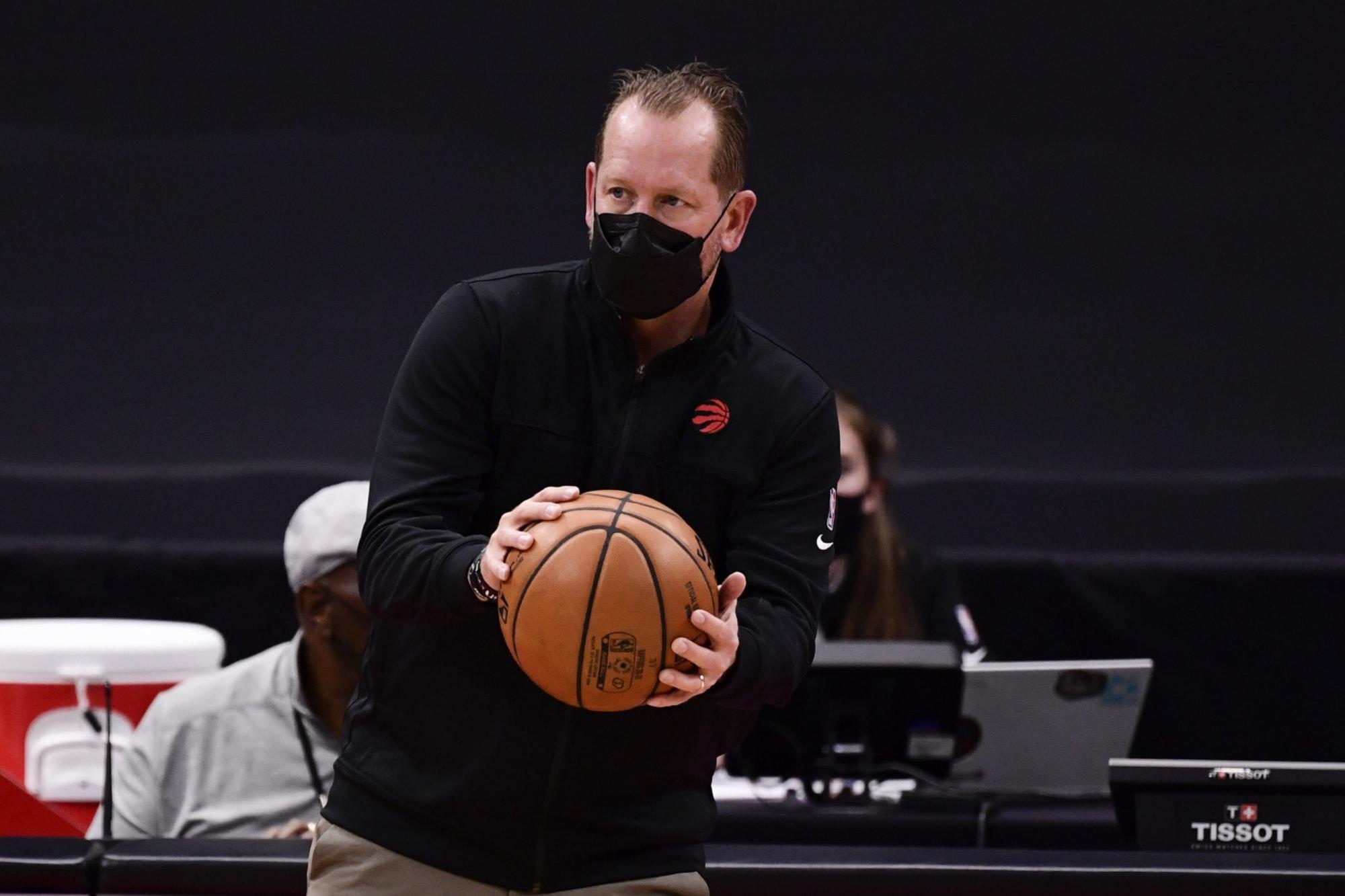 Toronto Raptors: Nick Nurse hints at being active in centers buyout market