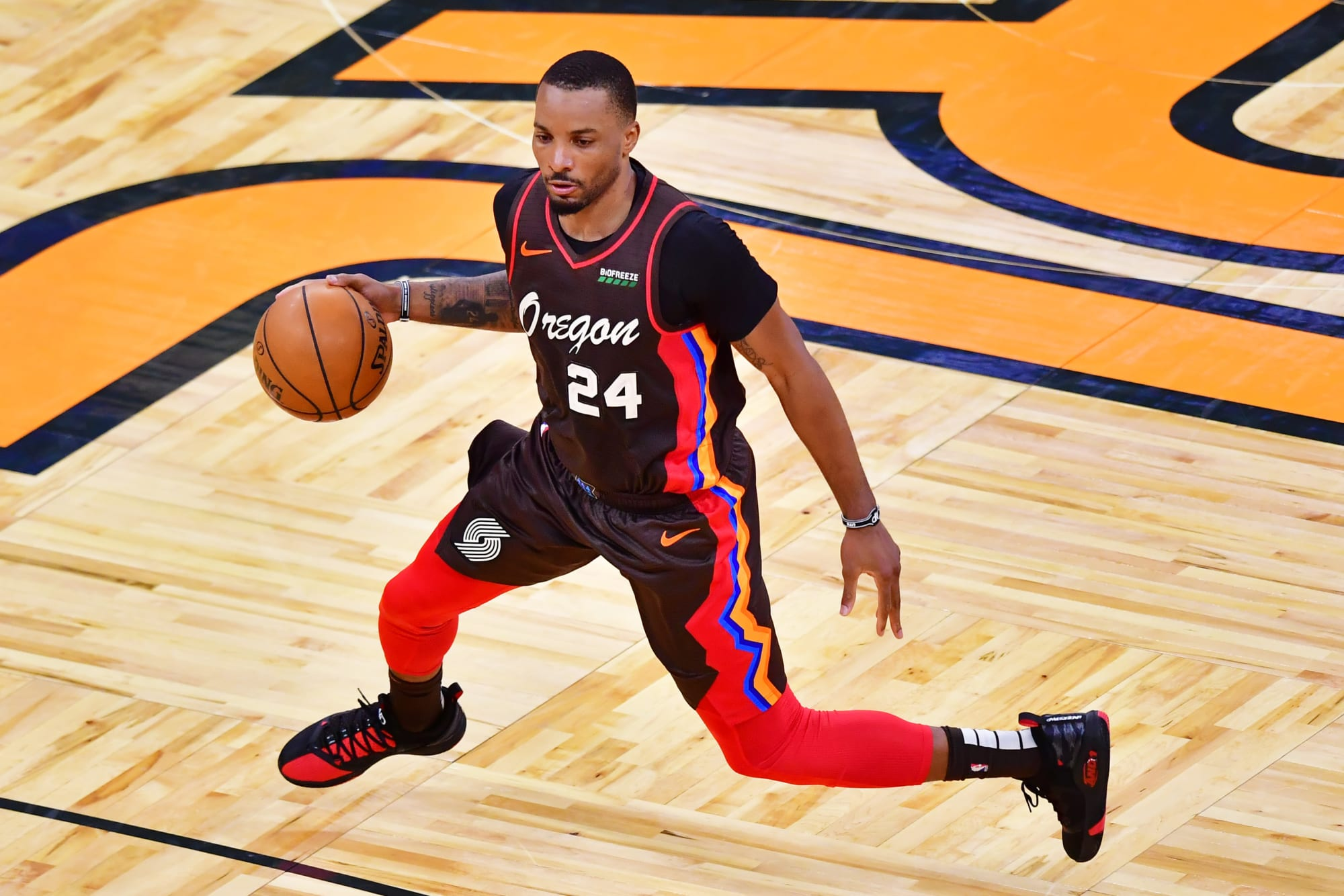 Raptors and Blazers fans embracing bond after Norman Powell and Gary Trent Jr. swap