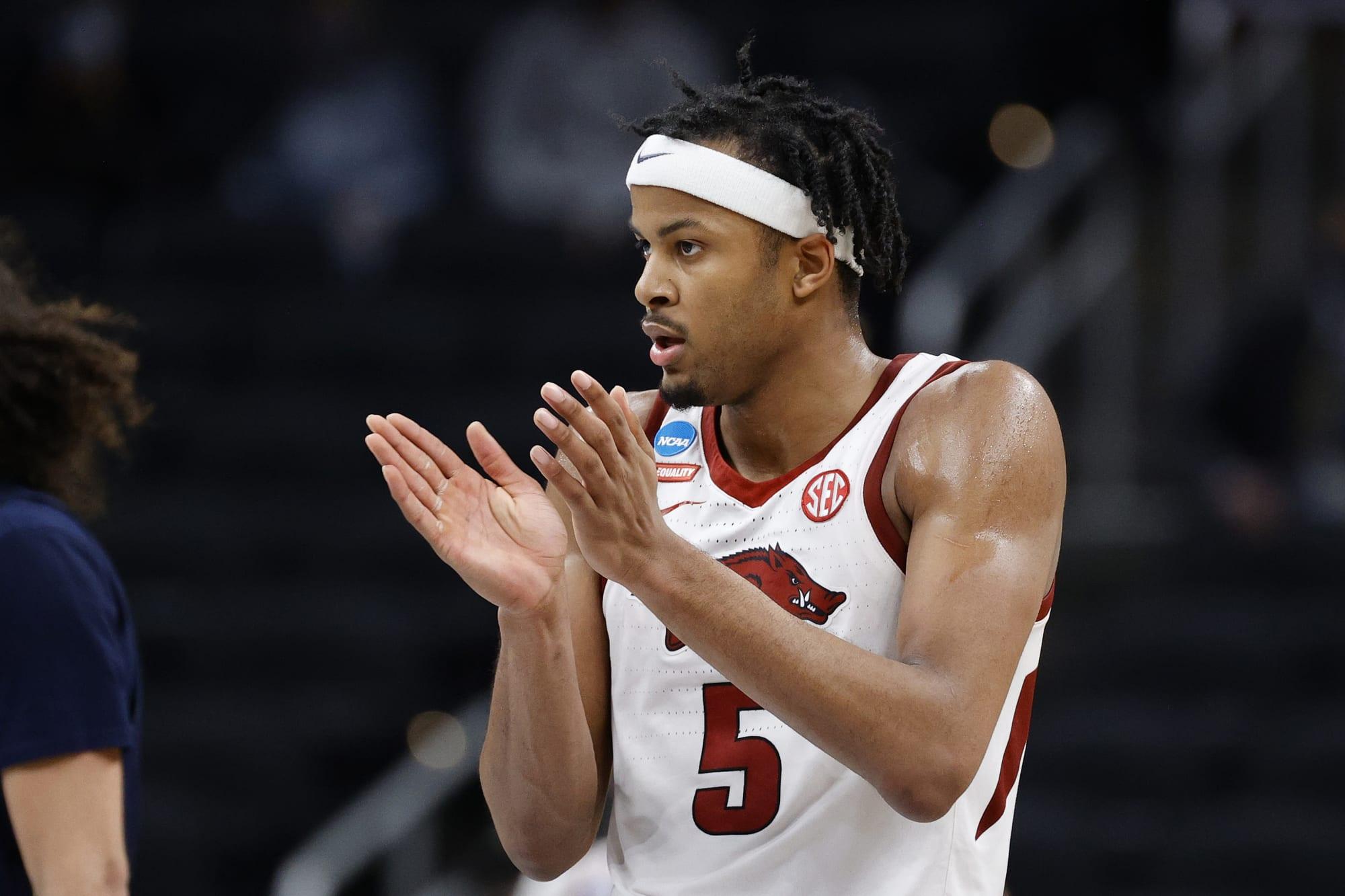 Toronto Raptors mock draft: Raps get Arkansas wing Moses Moody