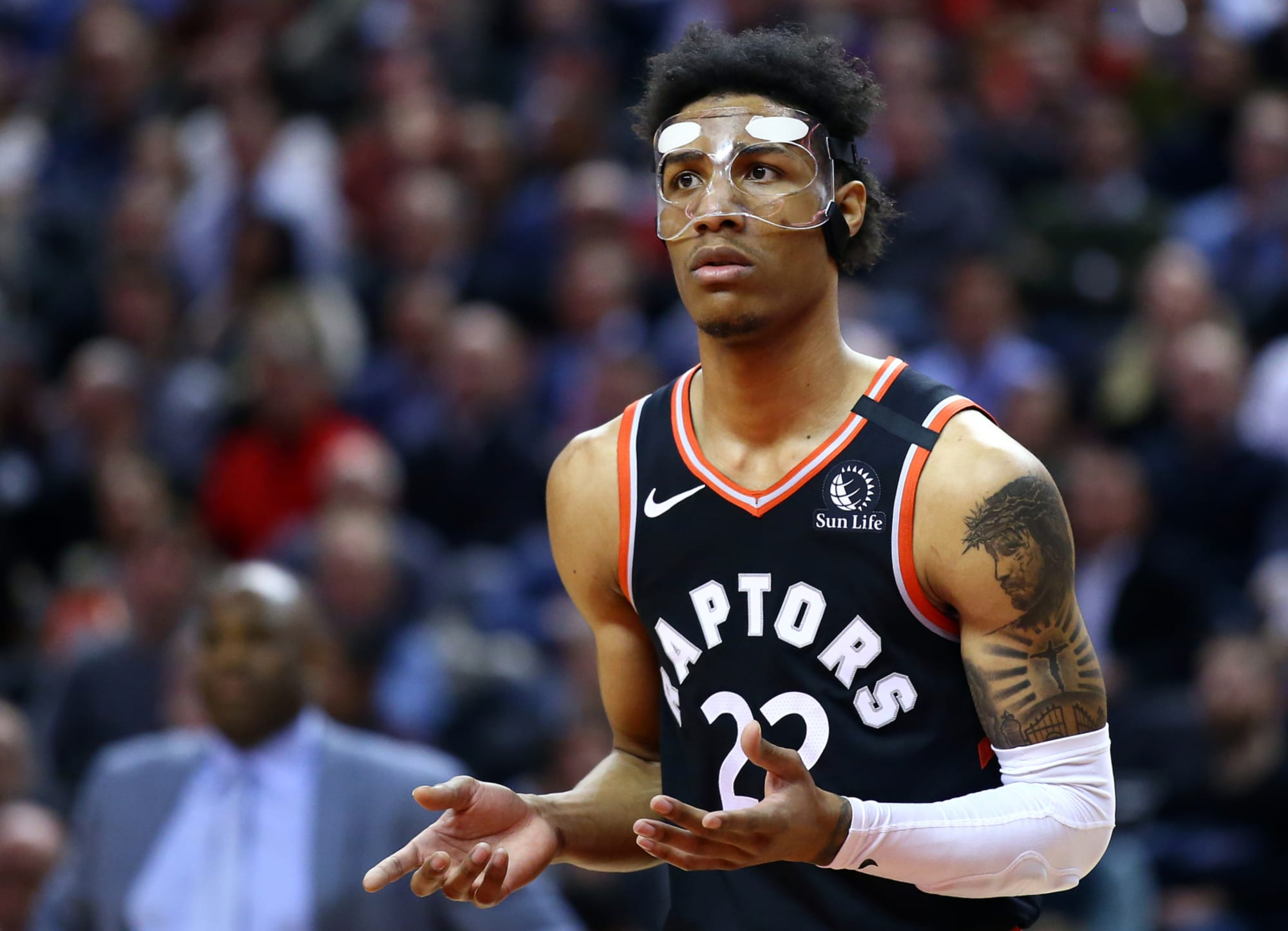 Toronto Raptors: Waiving of Patrick McCaw shows how injuries derailed a very promising career