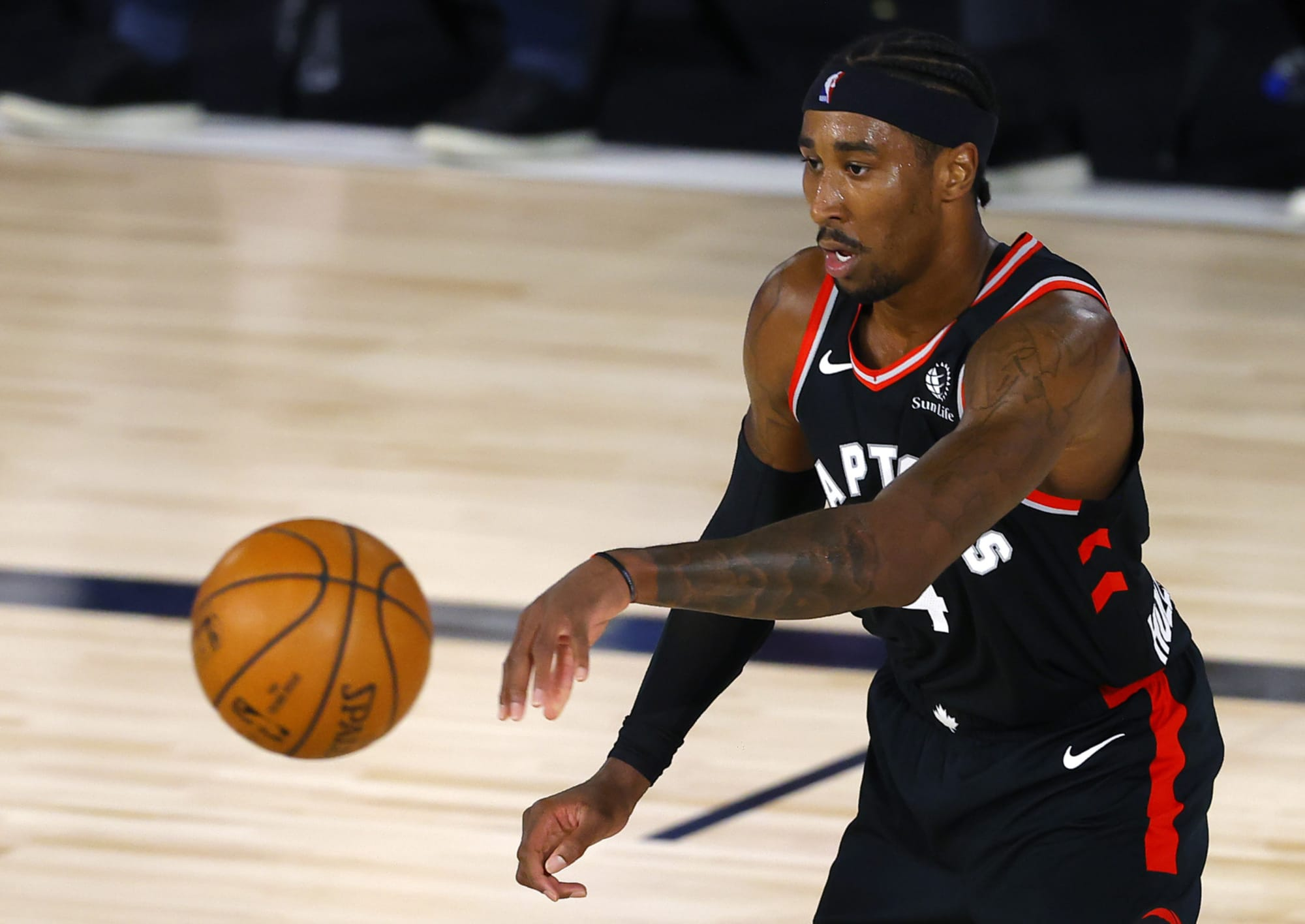Toronto Raptors: Rondae Hollis-Jefferson signing with Blazers shows how Raptors screwed up 2020 offseason