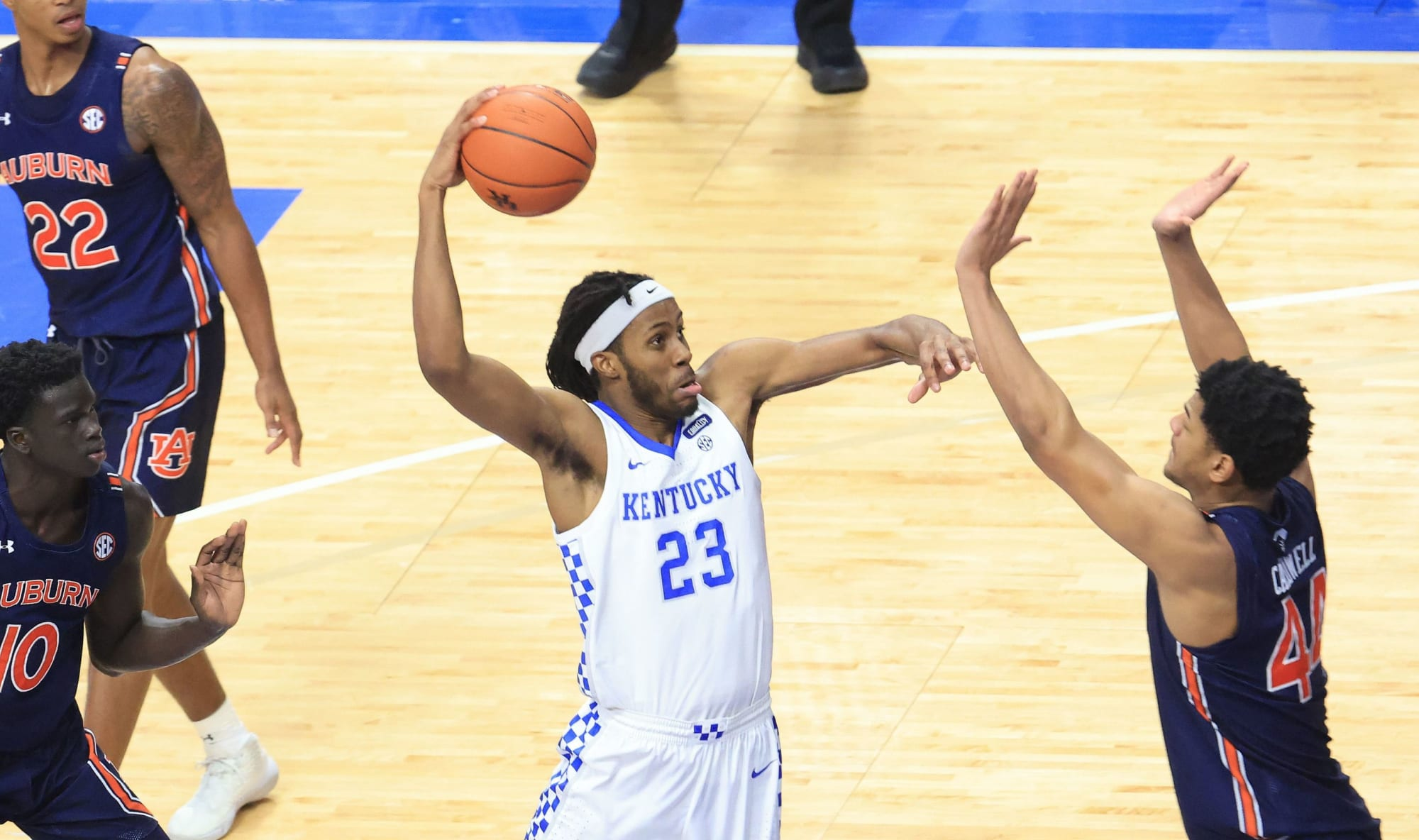 Kentucky center Isaiah Jackson scouting report: Should Raptors, Thunder be interested?
