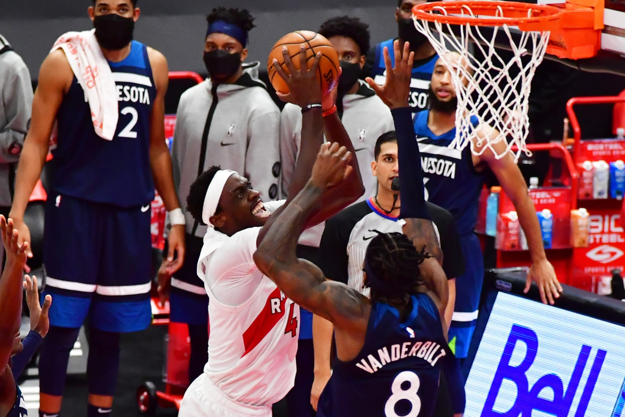Toronto Raptors: Net rating shows this Raptors team is the unluckiest squad in 2021