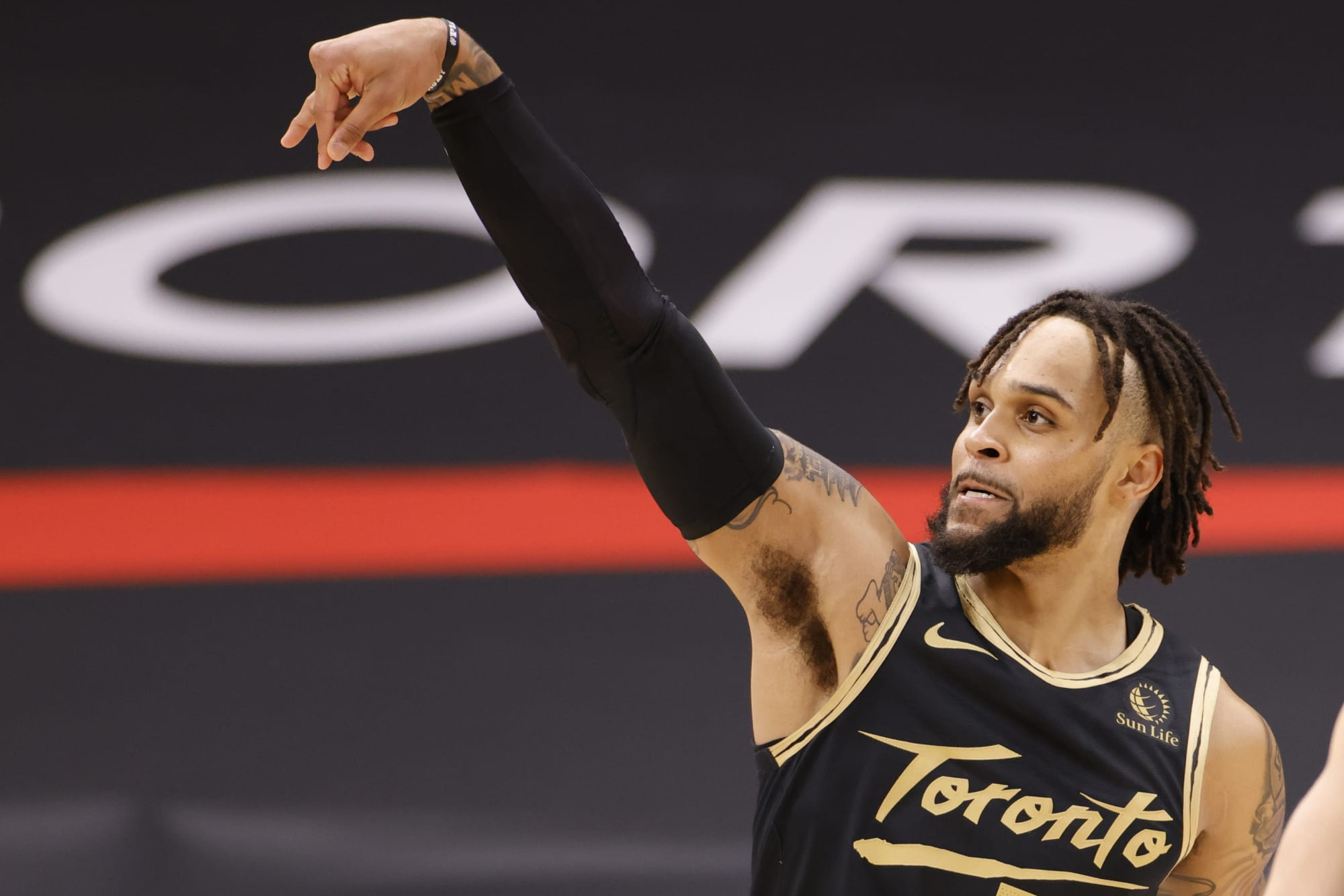 Toronto Raptors: What would a new Gary Trent Jr. contract look like right now?