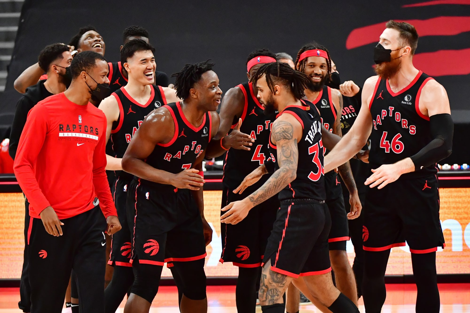 Toronto Raptors: Twitter reaction to buzzer-beater from Gary Trent Jr. proves fanbase loves him
