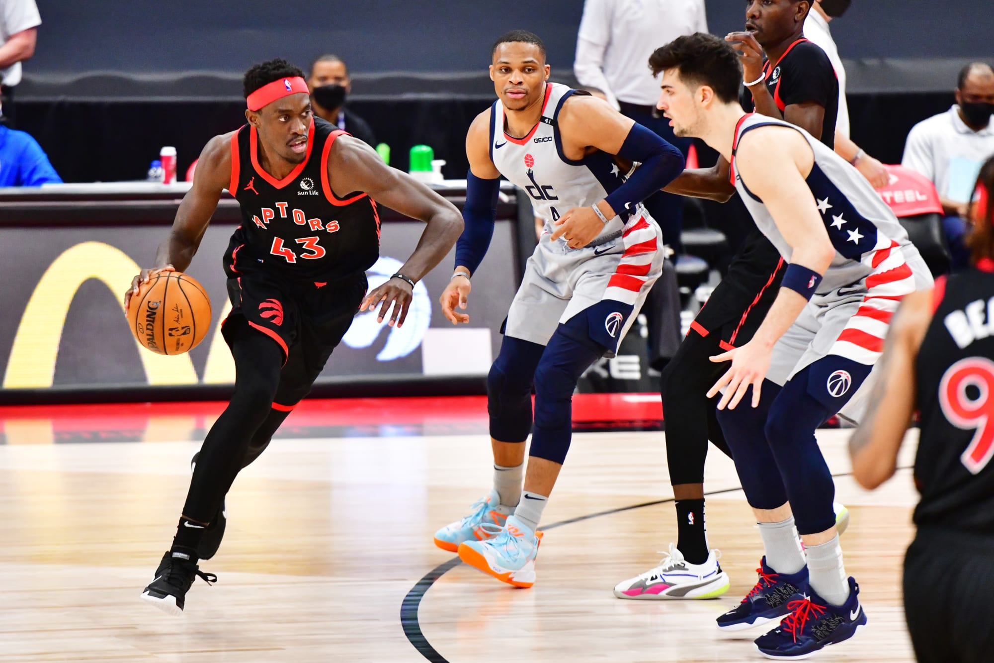 3 reasons the Toronto Raptors are better than the Wizards