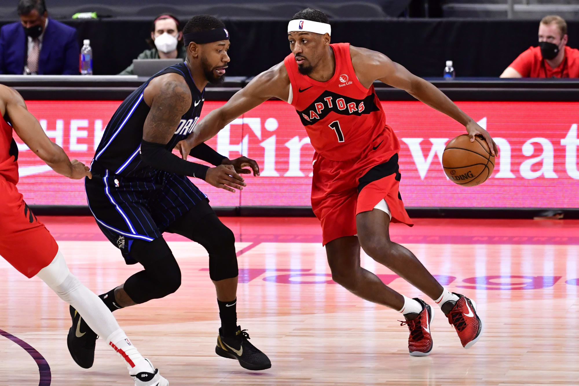 Toronto Raptors: Paul Watson and Yuta Watanabe dominating proves it's impossible to tank