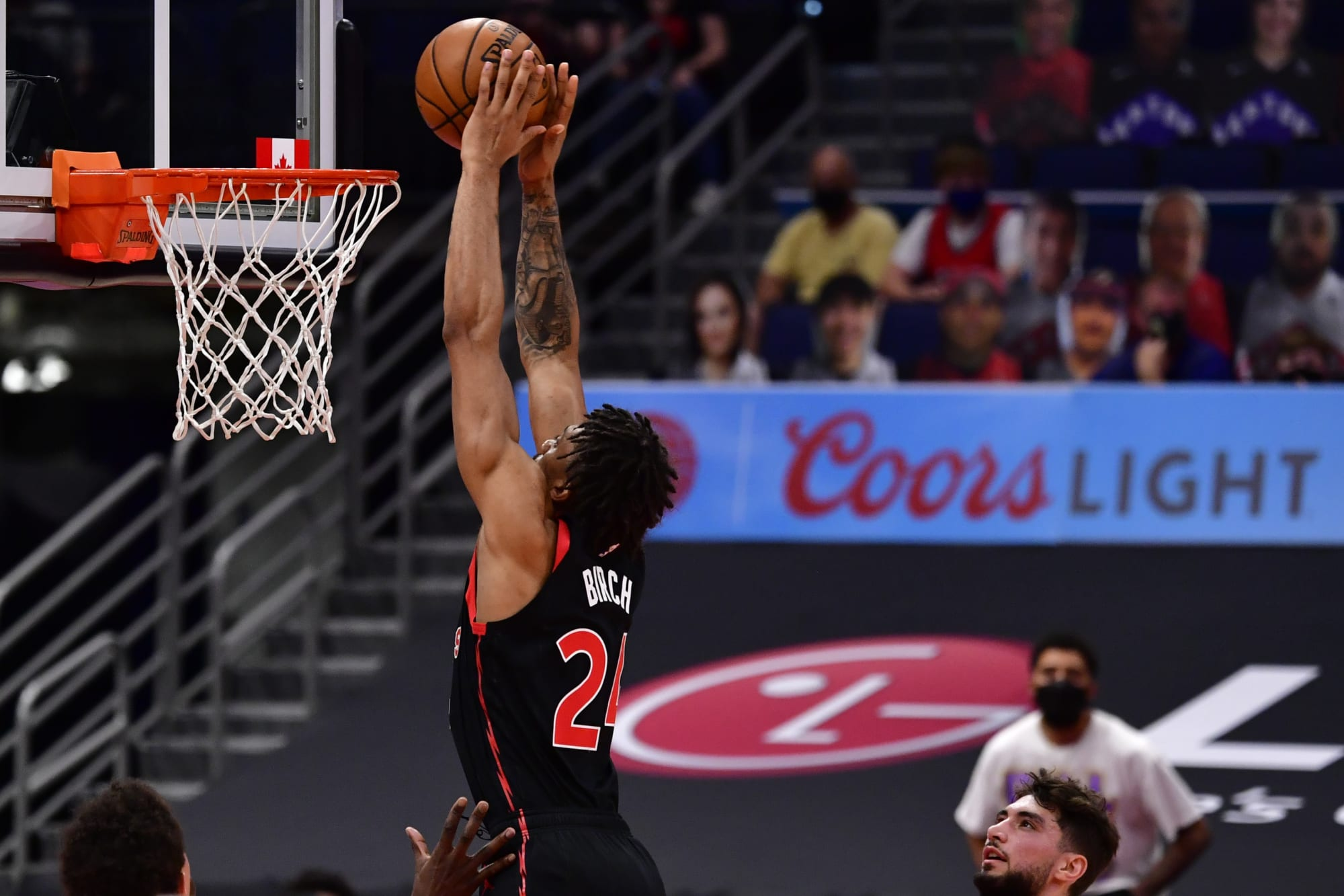 How Khem Birch has fixed the Toronto Raptors in two key areas