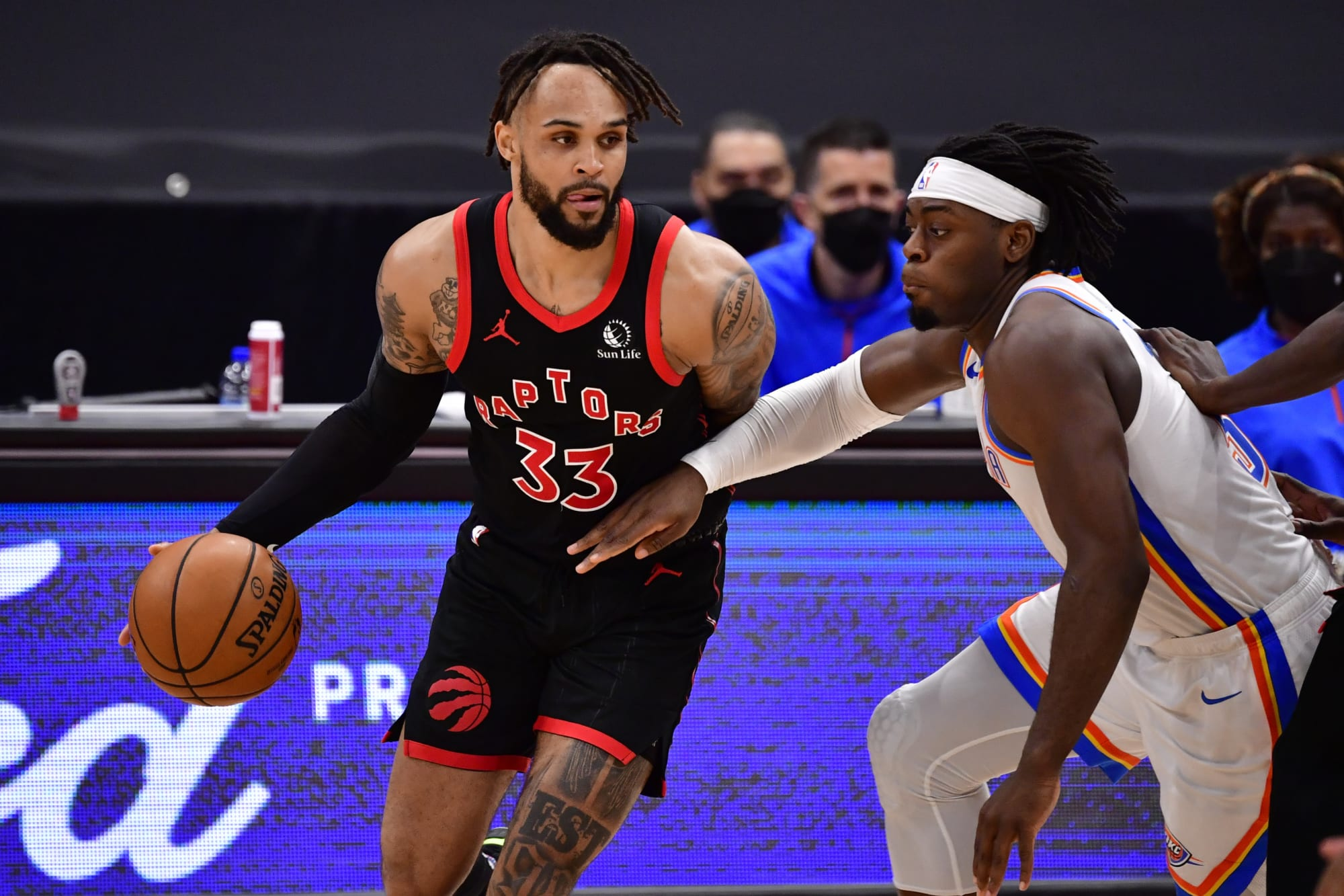 Toronto Raptors: 1 small change that has Gary Trent Jr. dominating