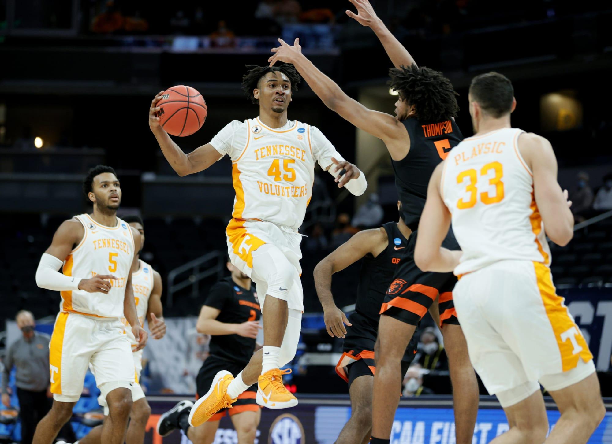 NBA Draft 2021: NBA Mock Draft 4.0 with lottery odds set