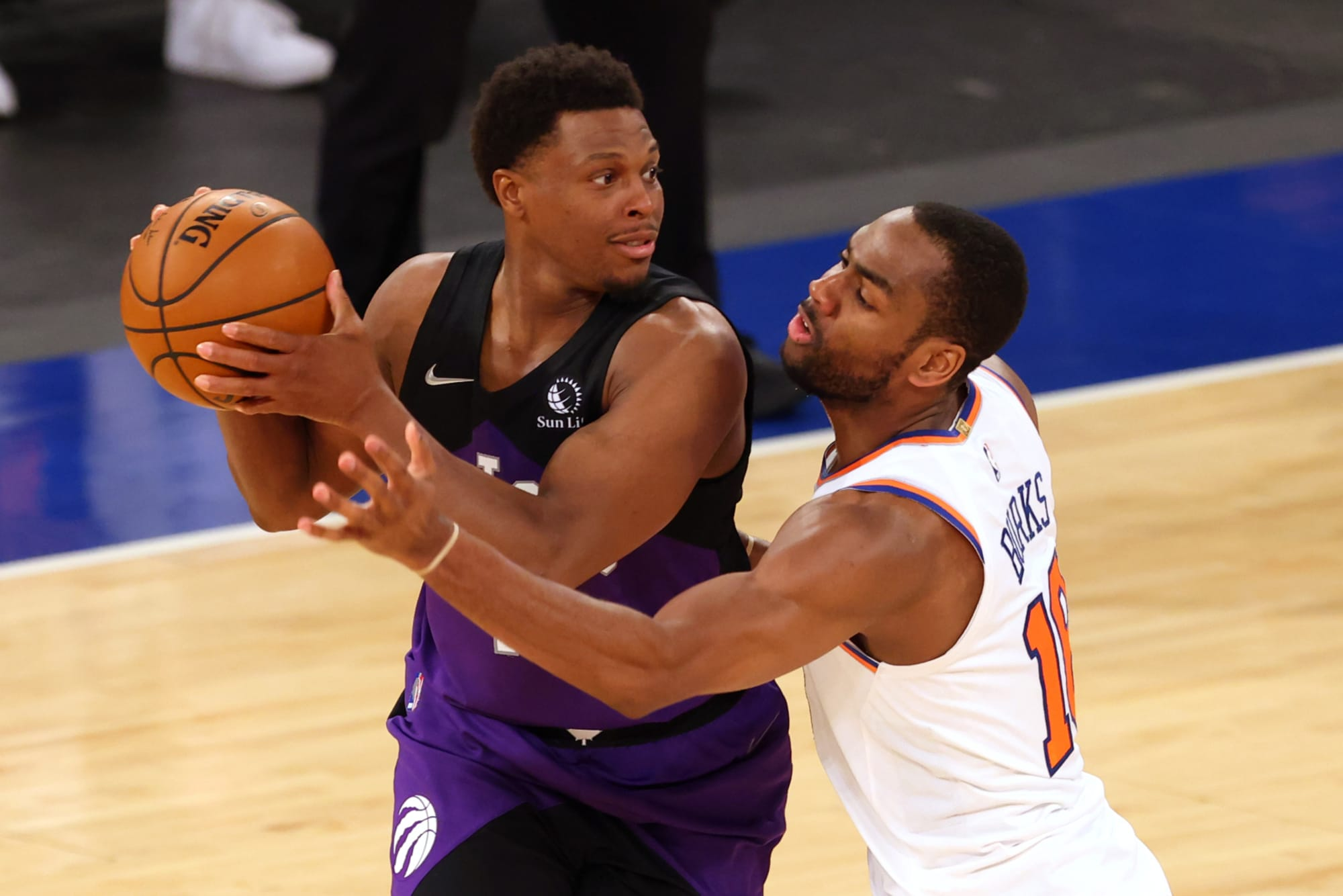 Toronto Raptors: Kyle Lowry going to the Knicks would be a gut-punch