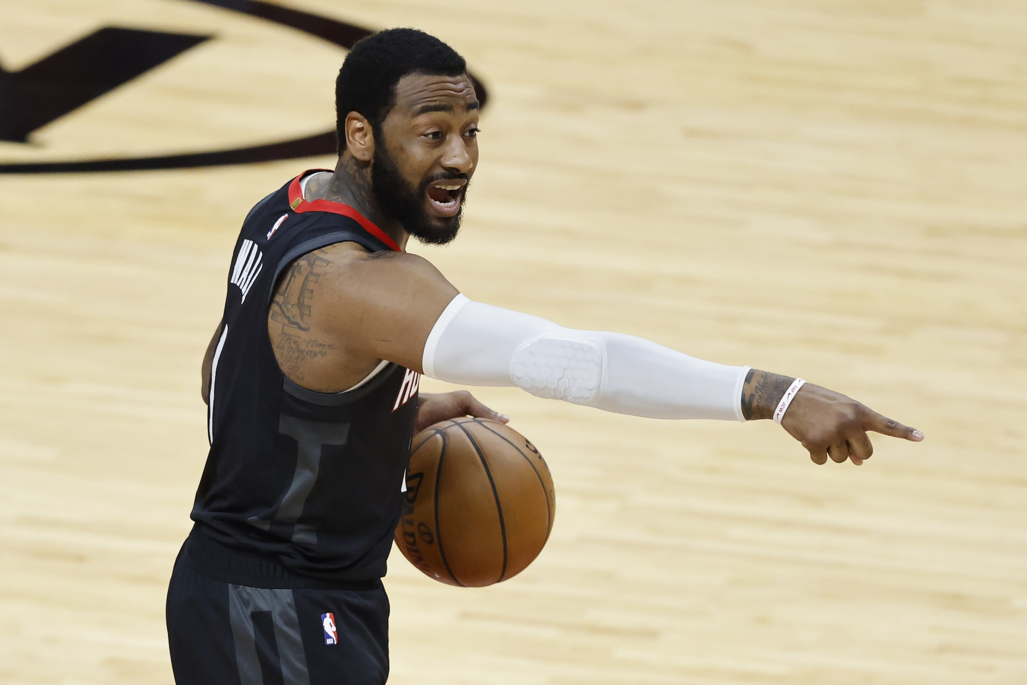 Should the Toronto Raptors pursue John Wall if he gets bought out?