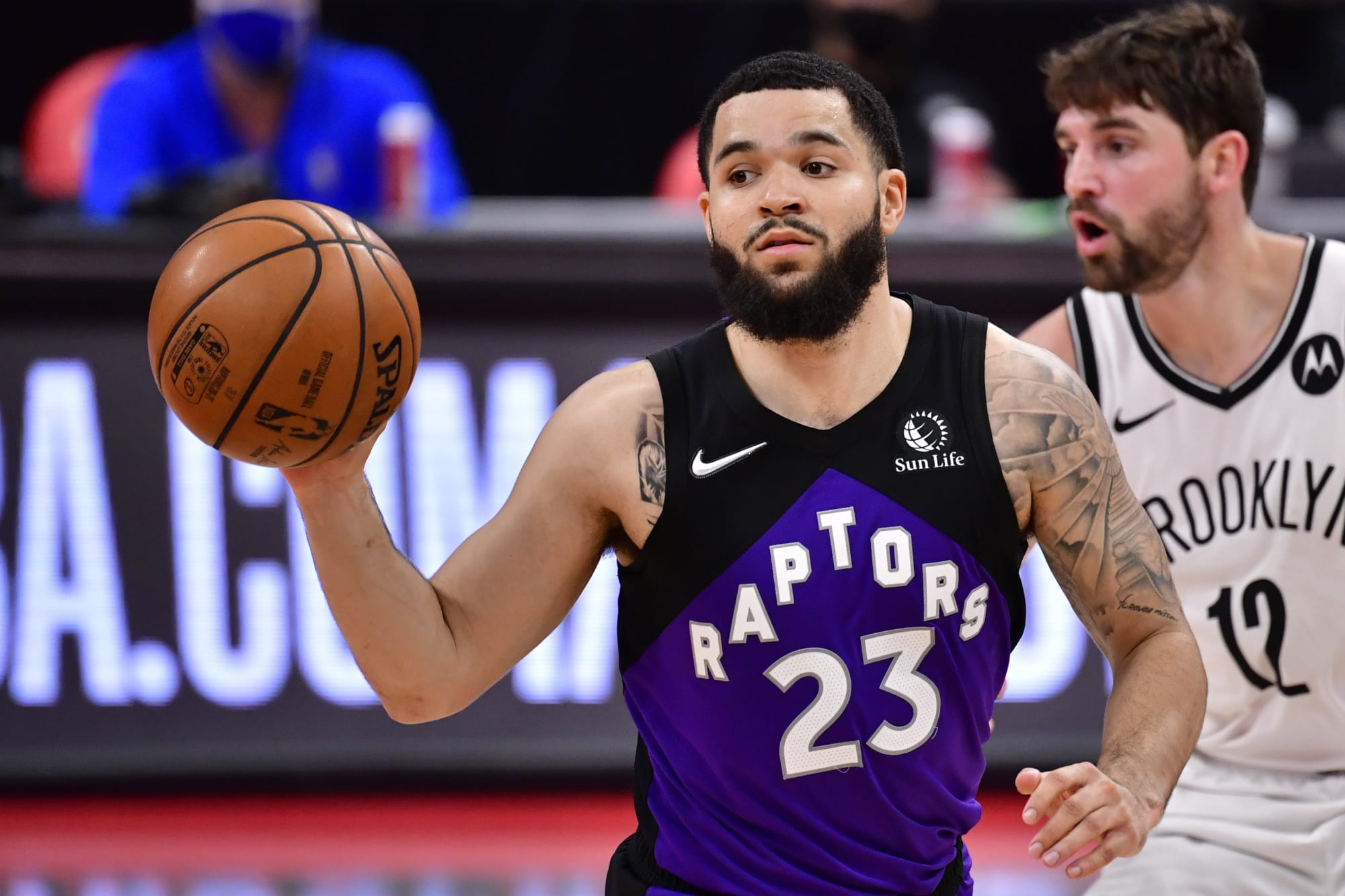 Toronto Raptors: Fred VanVleet has hilarious quote about unlucky 2020
