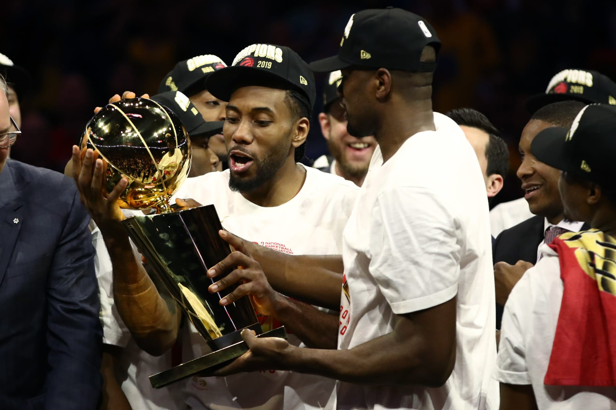 This day in Toronto Raptors history: Raps officially win franchise's first title