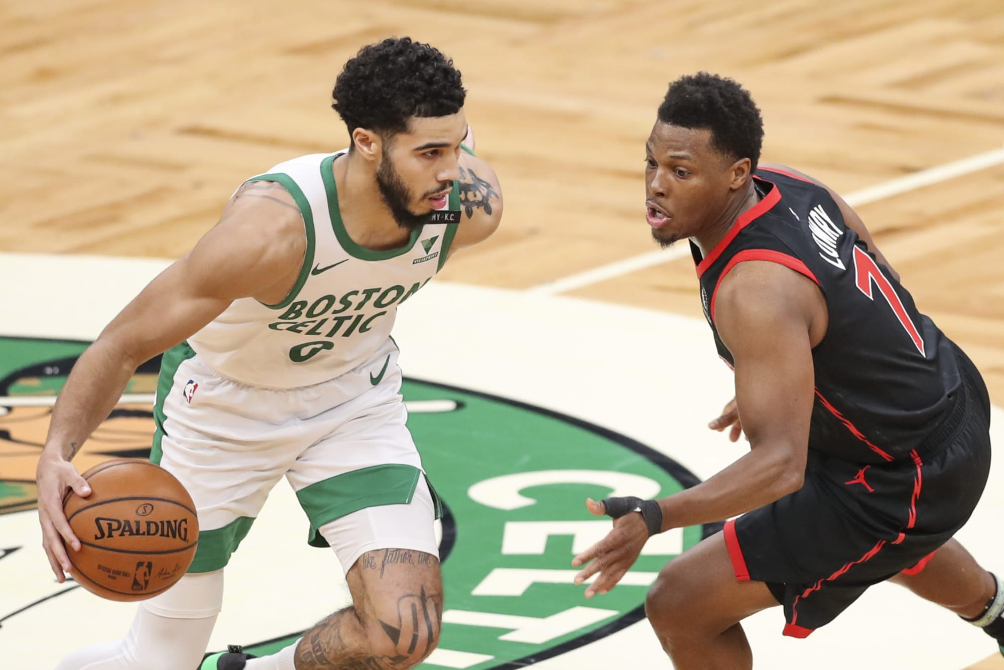 1 lesson the Toronto Raptors can learn from the Celtics after elimination