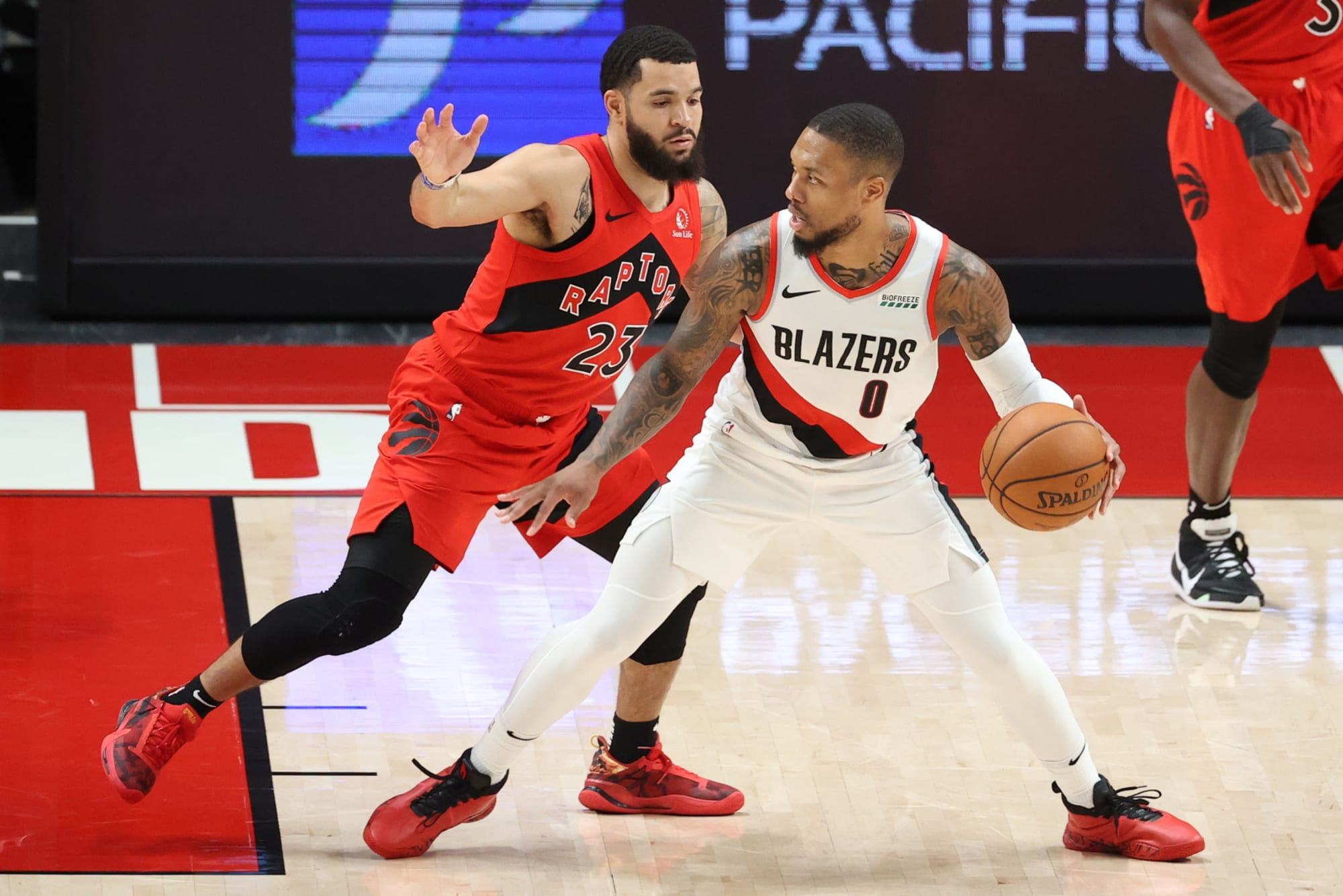 What assets could the Toronto Raptors give up in a Damian Lillard trade?