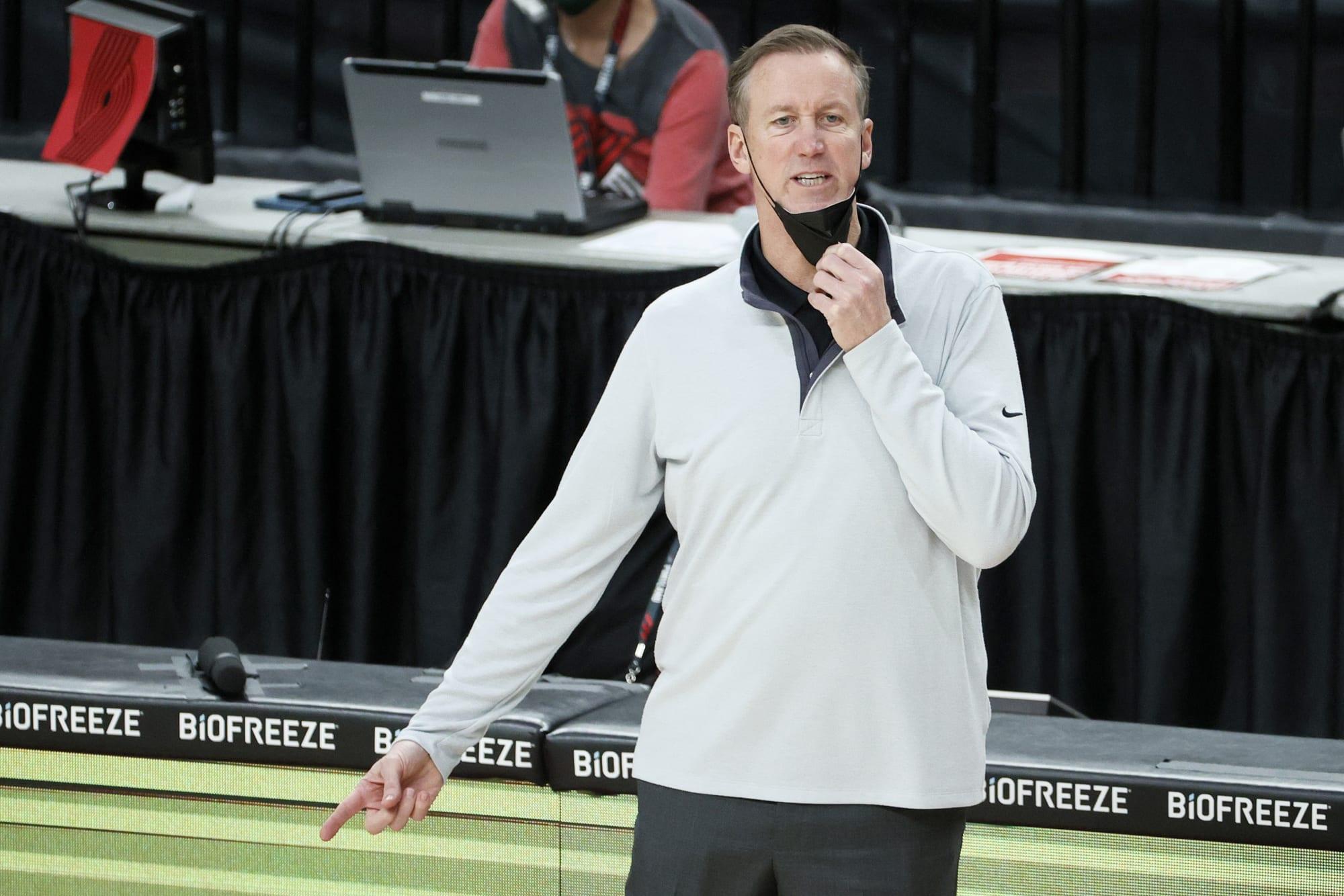 Toronto Raptors should hire Terry Stotts as an assistant after Portland exit