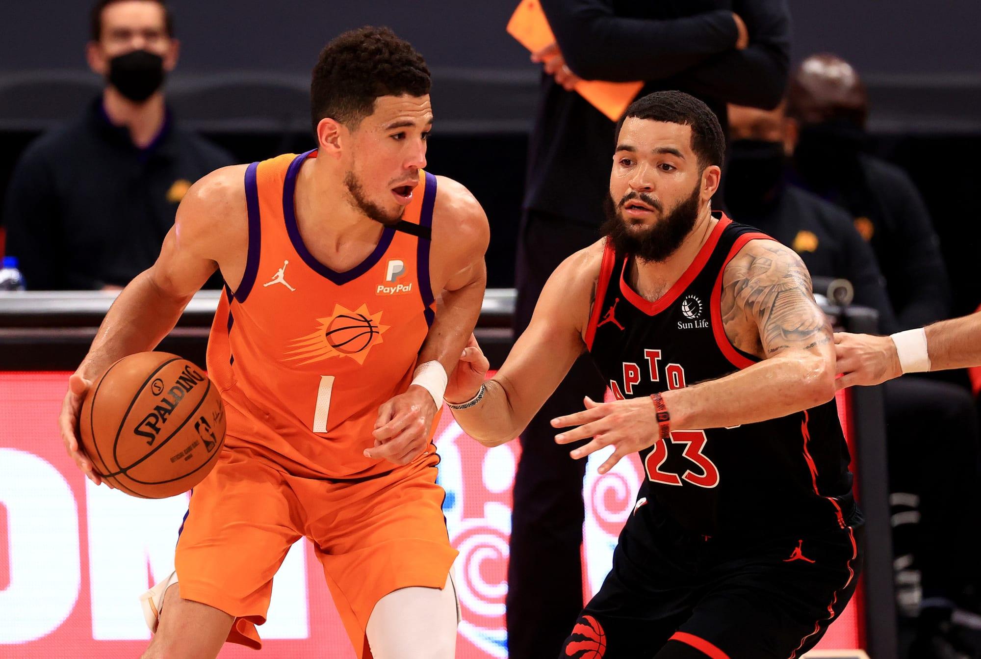Toronto Raptors: Suns success gives Raps roadmap back to playoffs