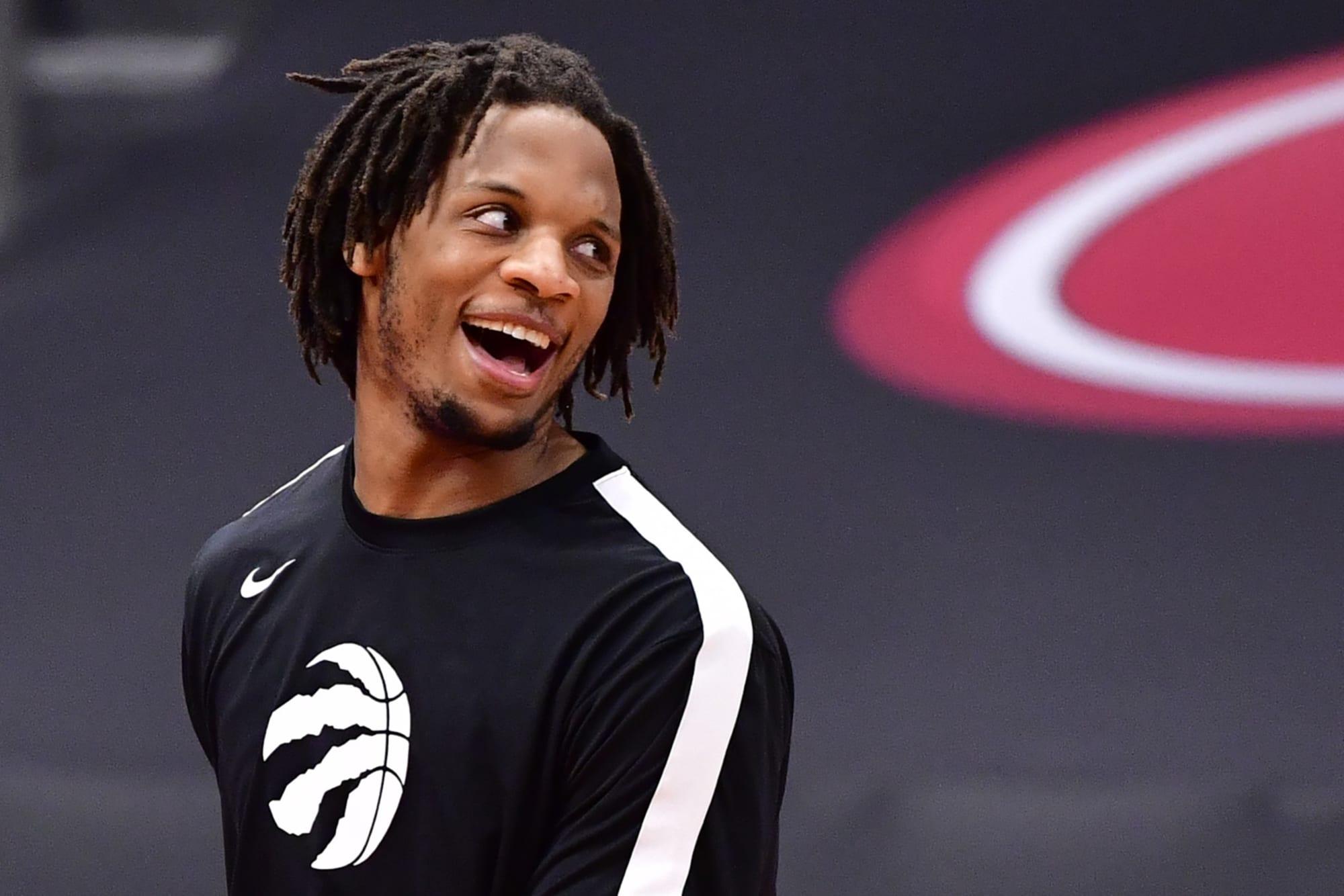 Toronto Raptors: Grading Freddie Gillespie's debut season