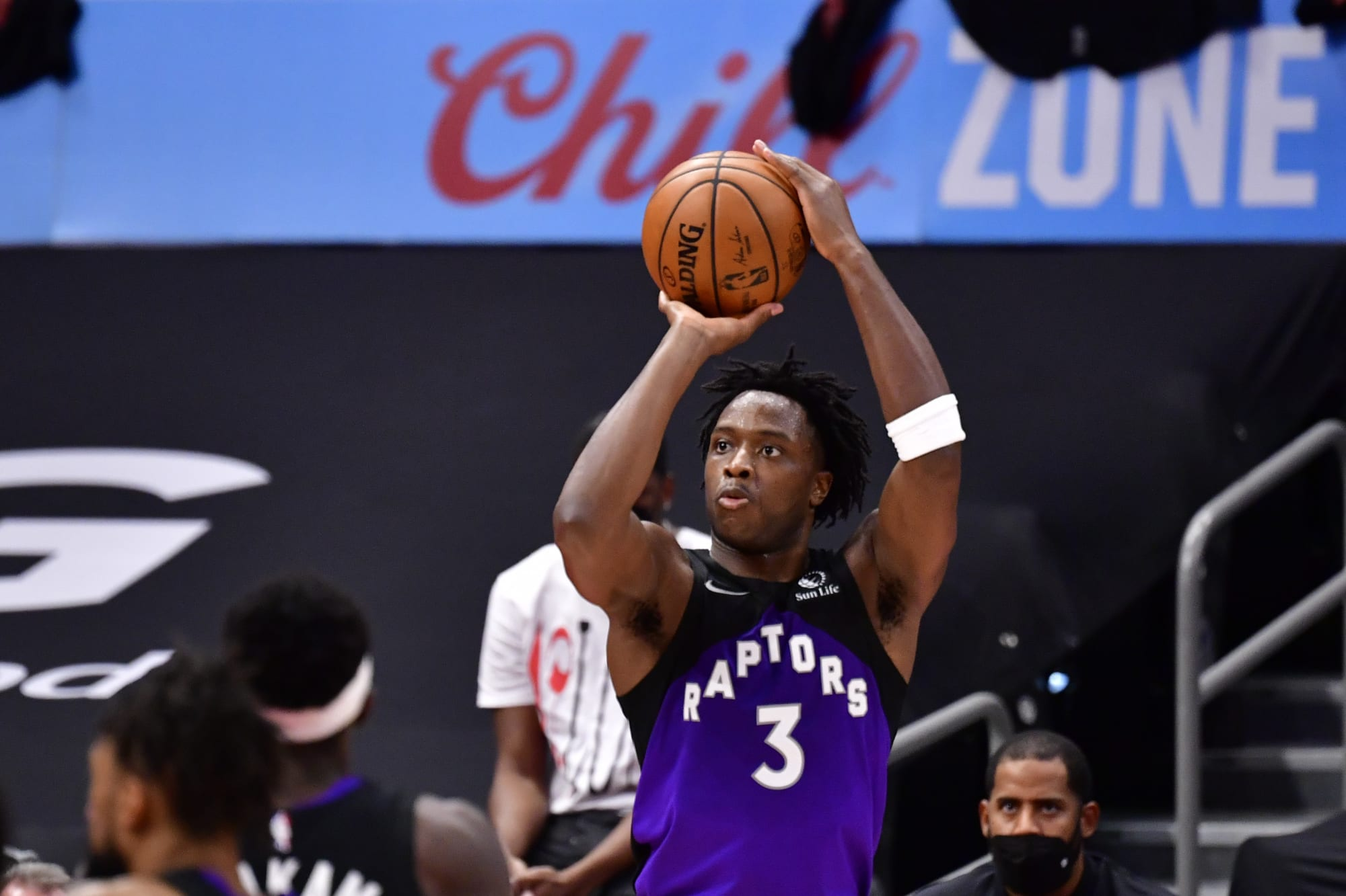 Toronto Raptors: OG Anunoby can't be included in a Ben Simmons trade